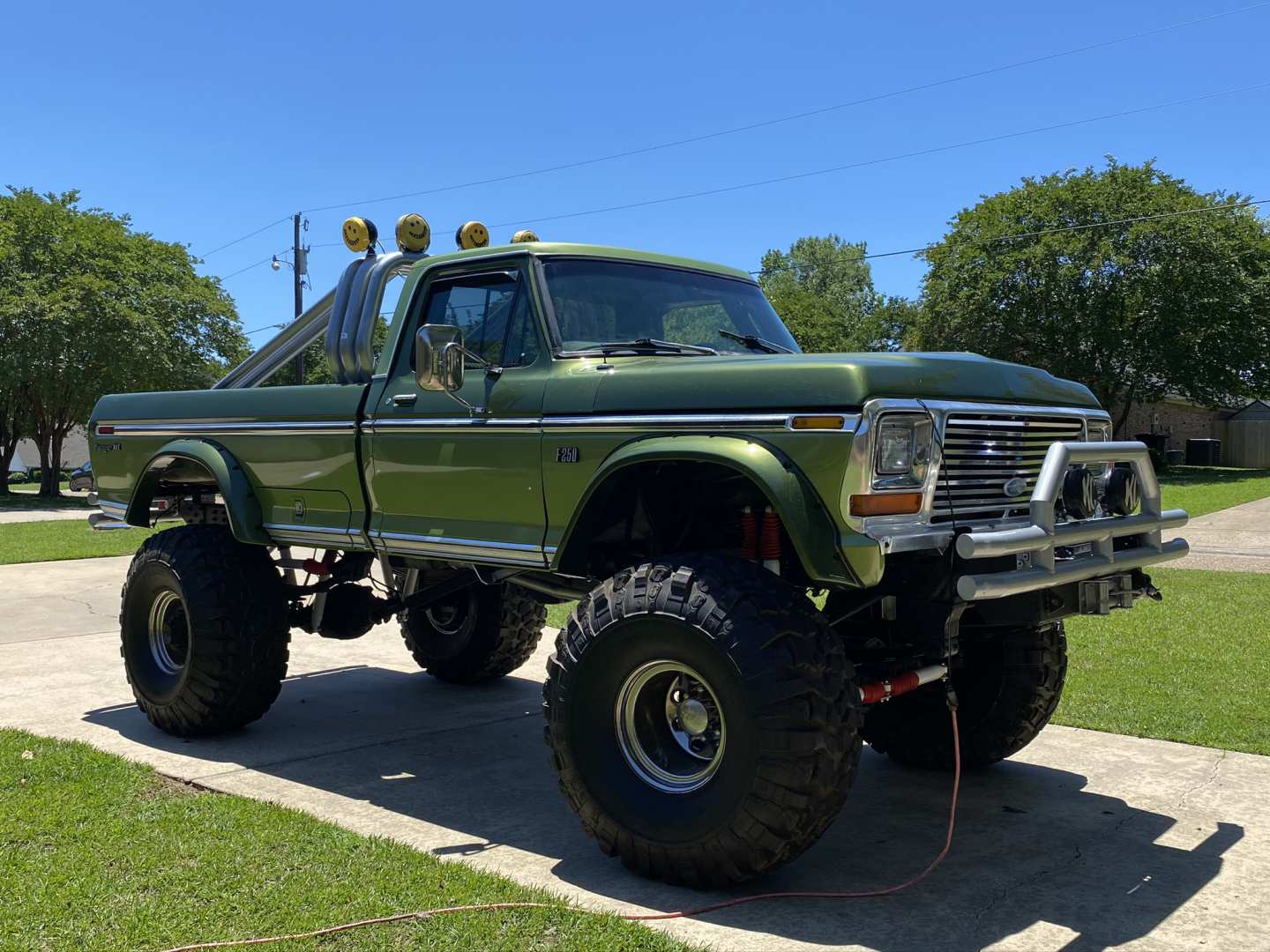 4th Image of a 1975 FORD RANGER XLT