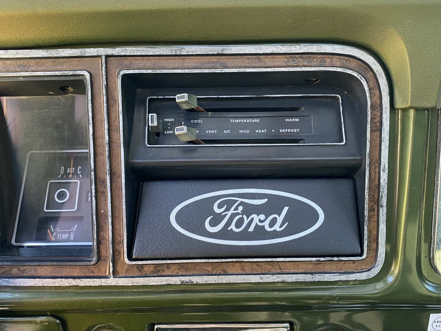 9th Image of a 1975 FORD RANGER XLT