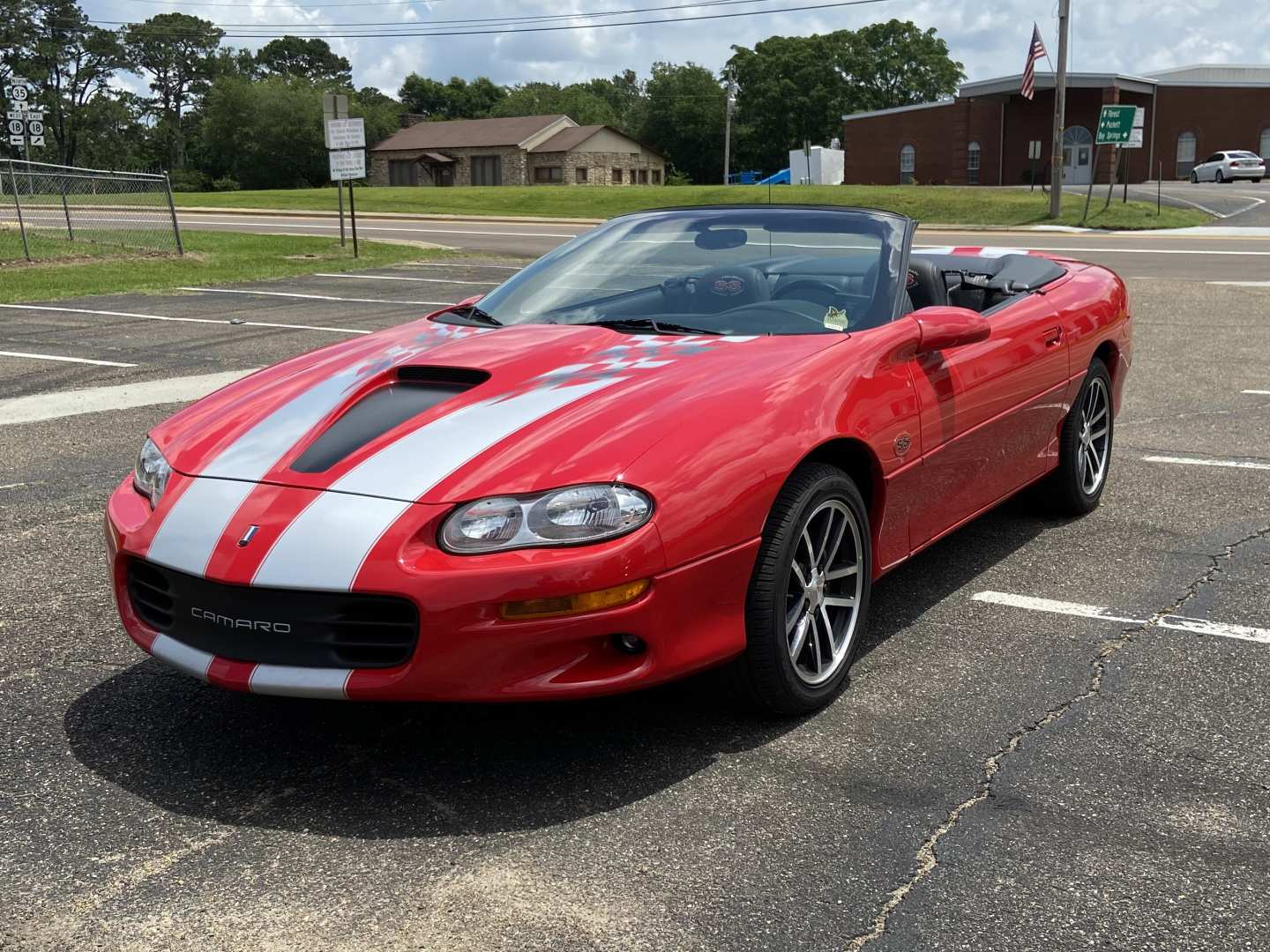 2002 chevrolet camaro z28 for sale at vicari auctions