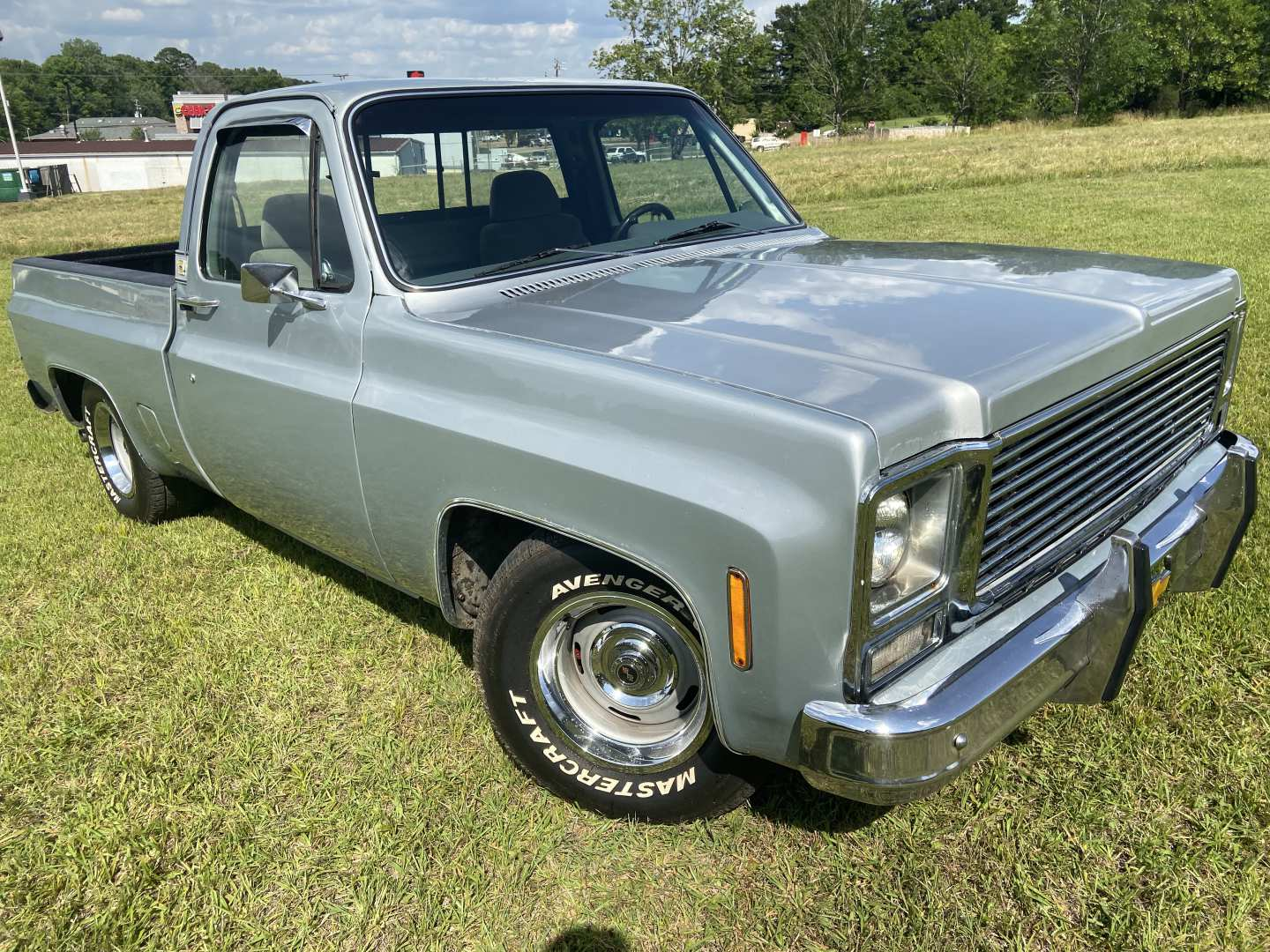1st Image of a 1979 CHEVROLET C-10