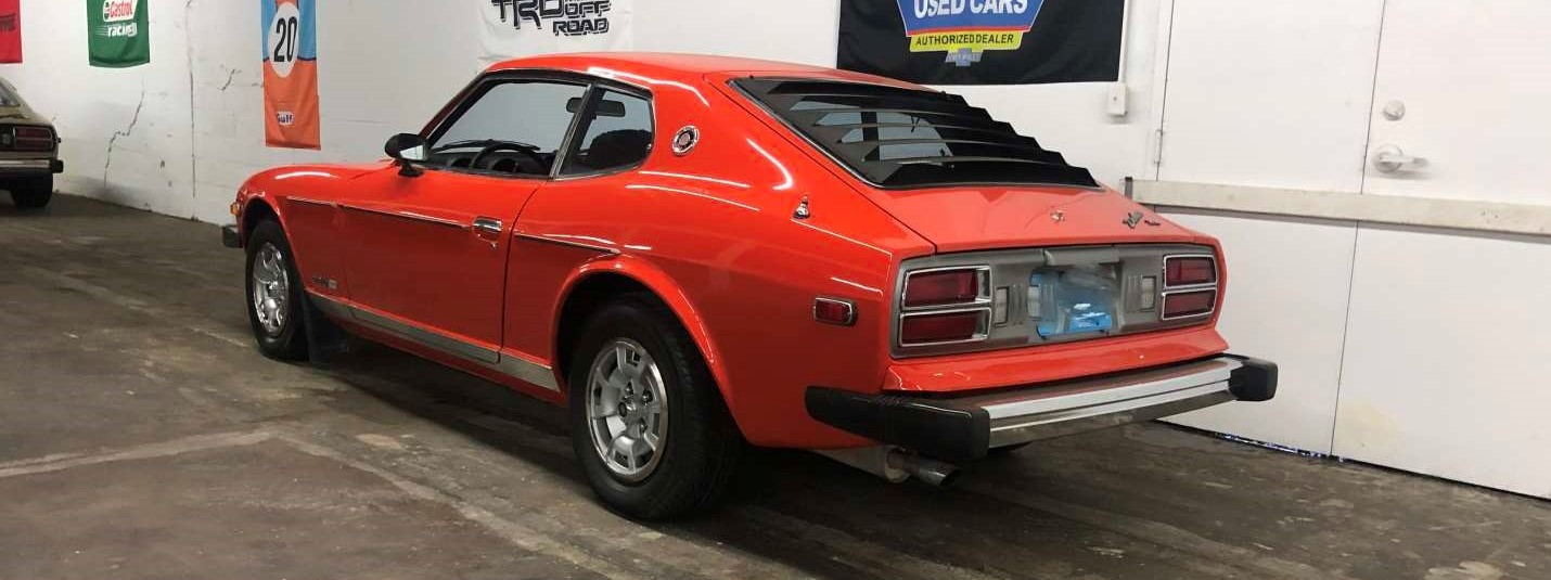 2nd Image of a 1978 DATSUN 280ZX