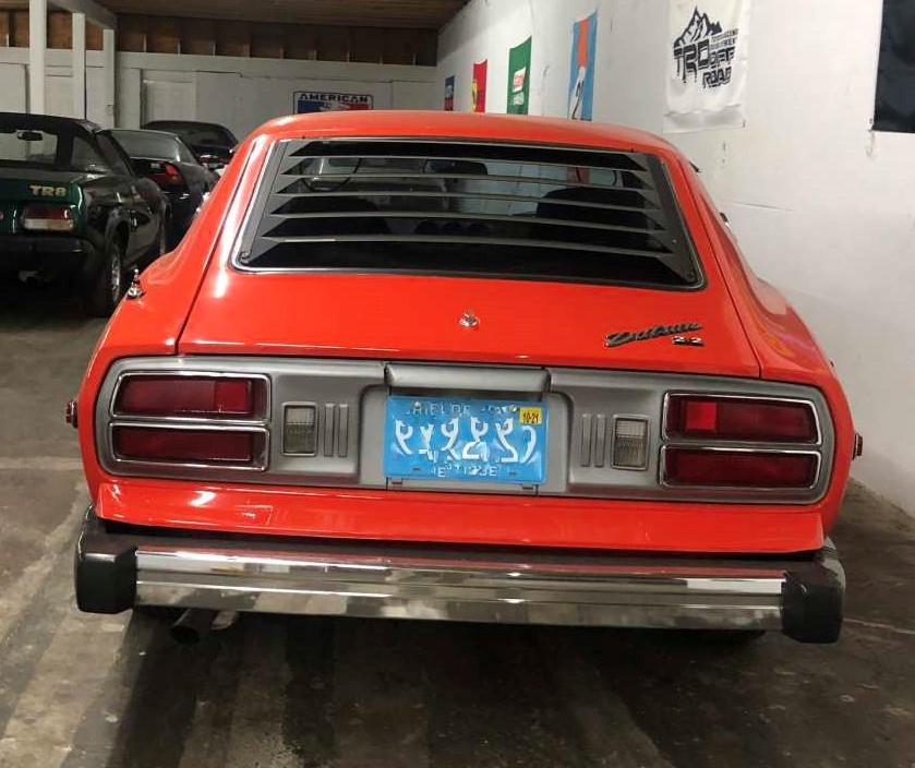 5th Image of a 1978 DATSUN 280ZX