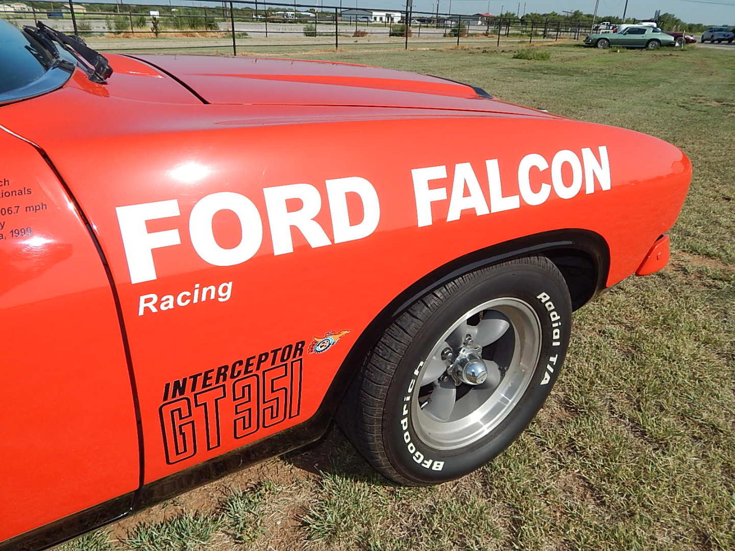8th Image of a 1976 FORD FALCON