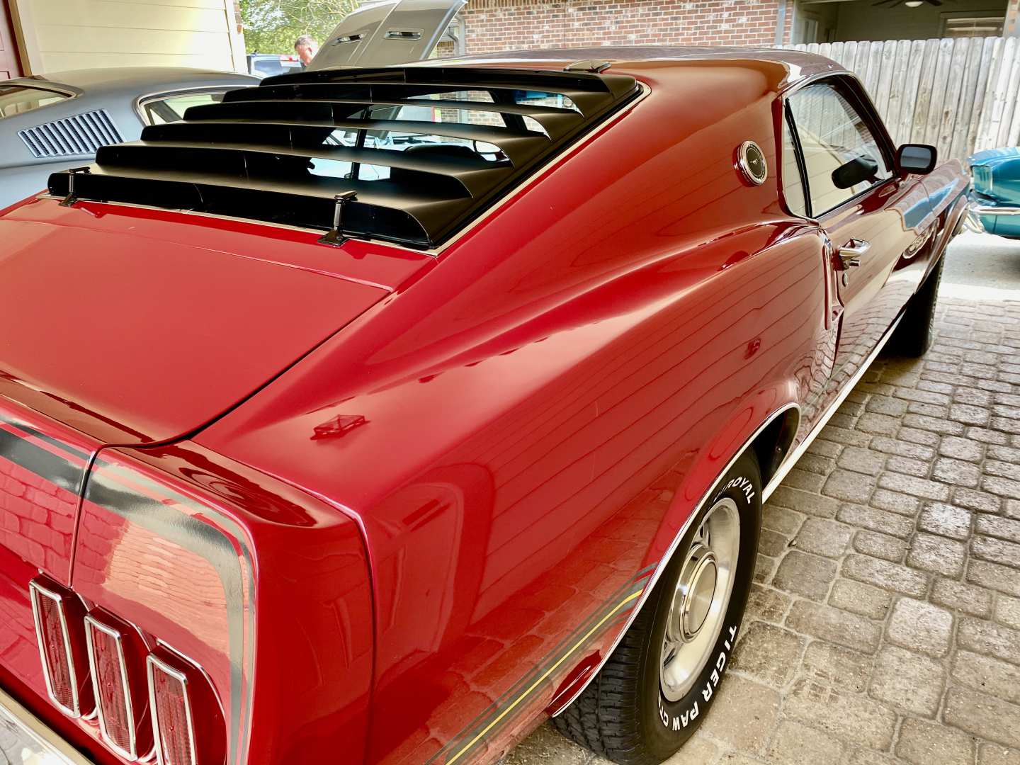 8th Image of a 1969 MUSTANG MACH I