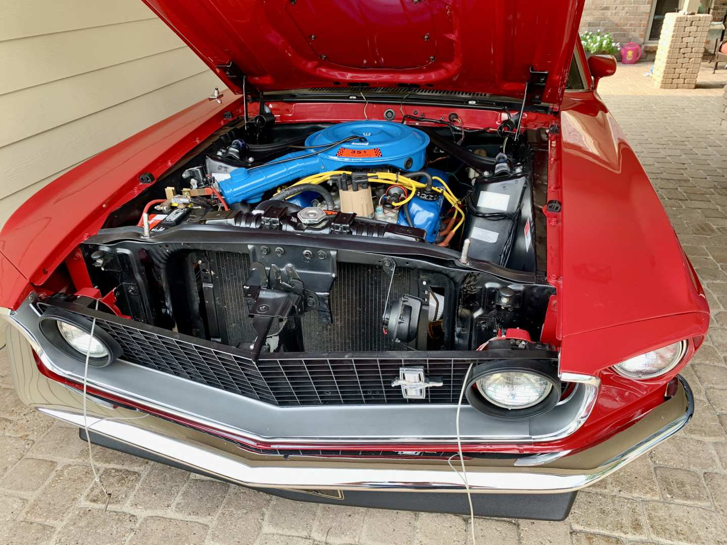 12th Image of a 1969 MUSTANG MACH I