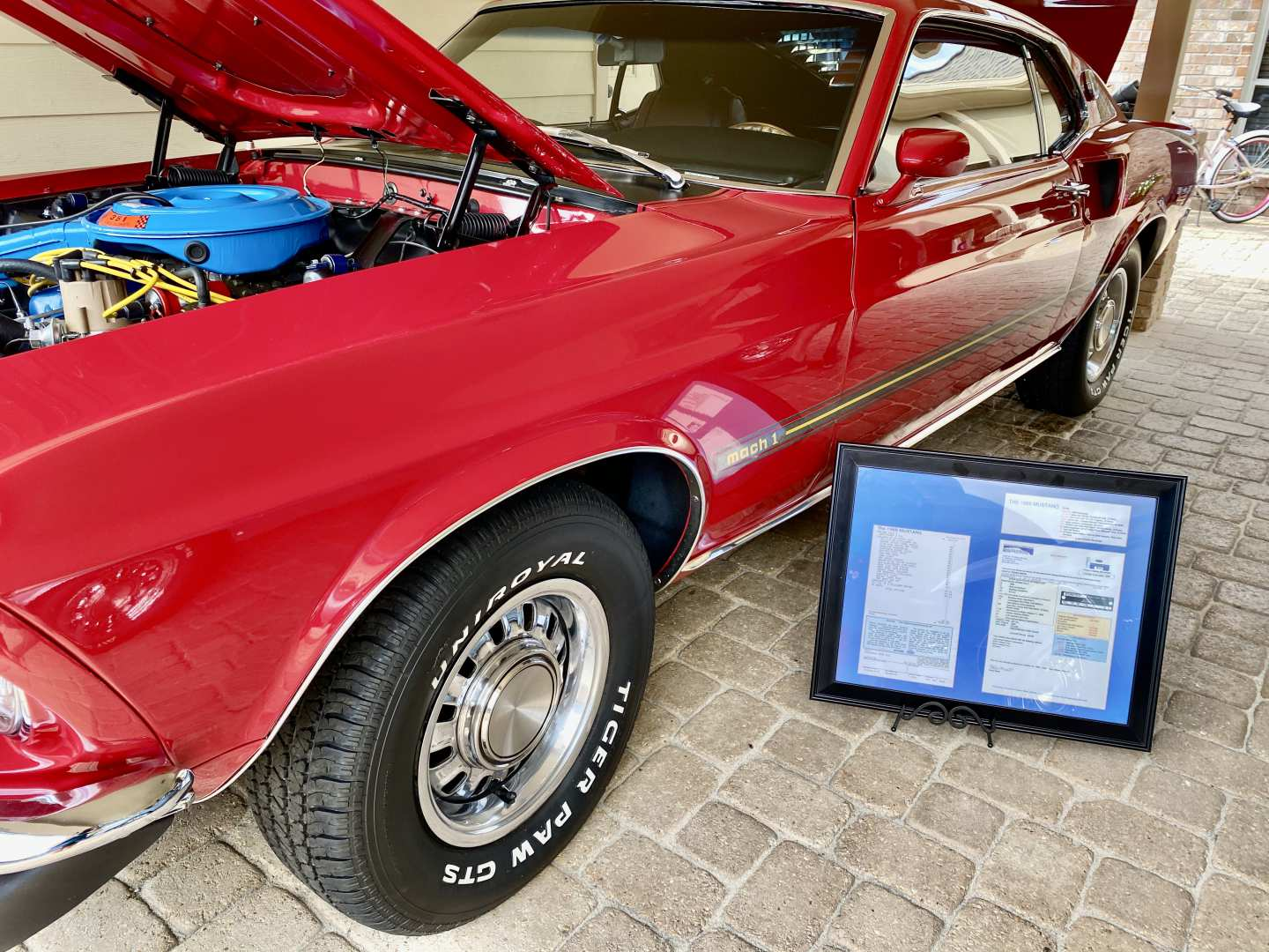 13th Image of a 1969 MUSTANG MACH I