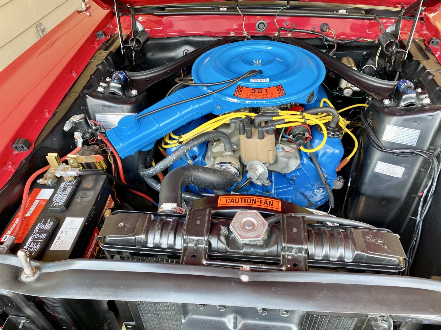 21st Image of a 1969 MUSTANG MACH I