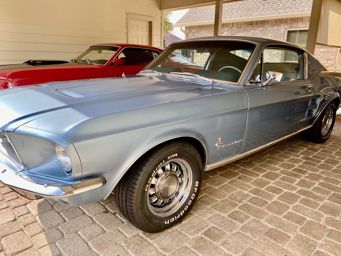 4th Image of a 1967 FORD MUSTANG