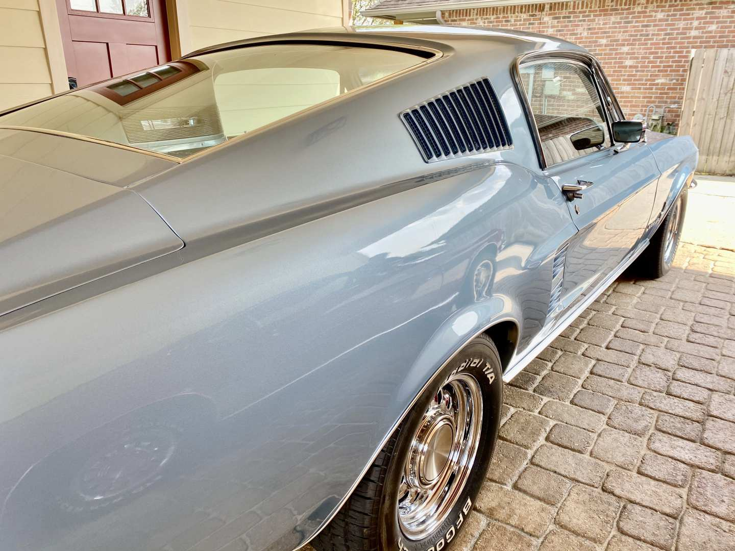 5th Image of a 1967 FORD MUSTANG