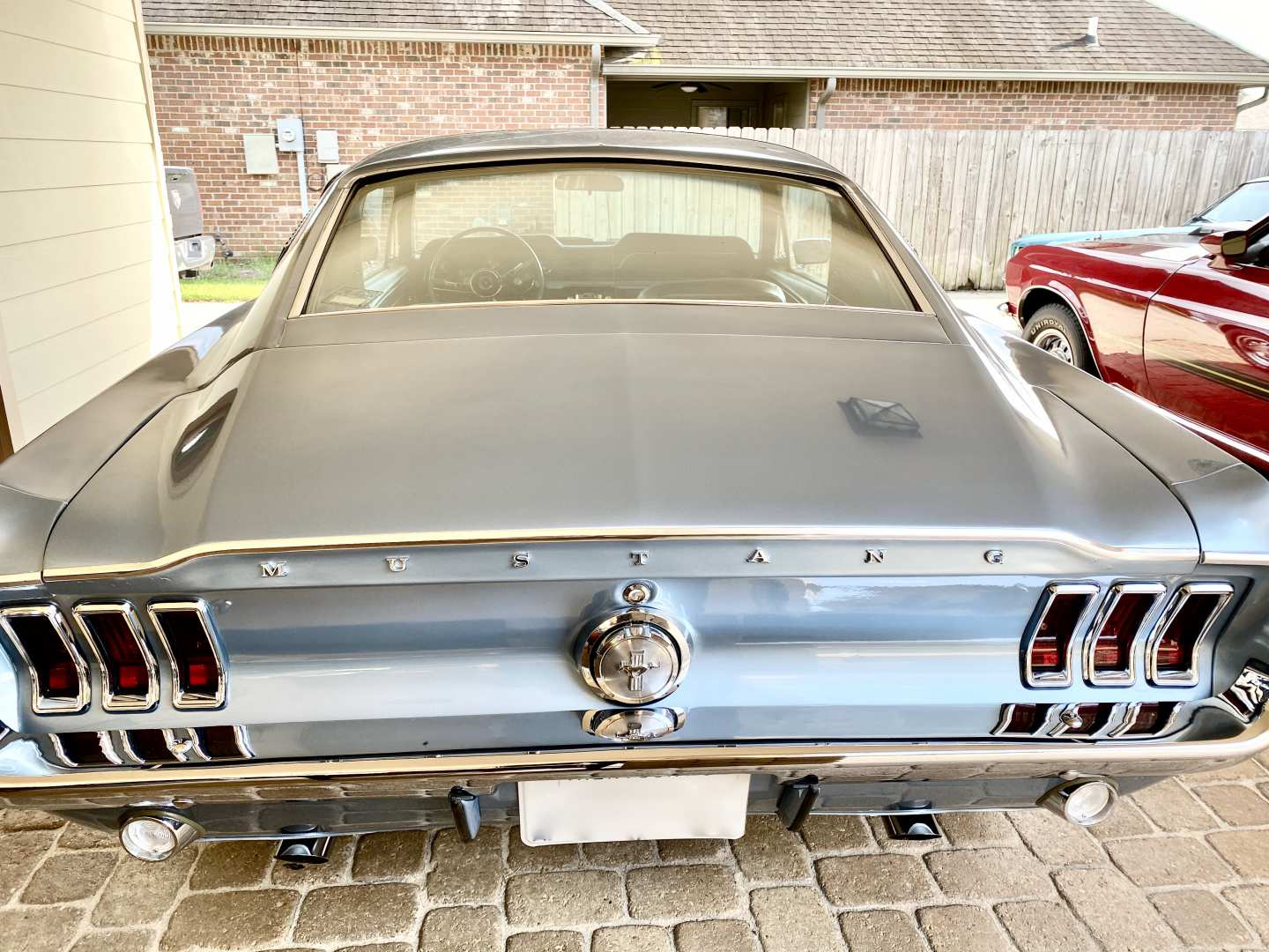 6th Image of a 1967 FORD MUSTANG
