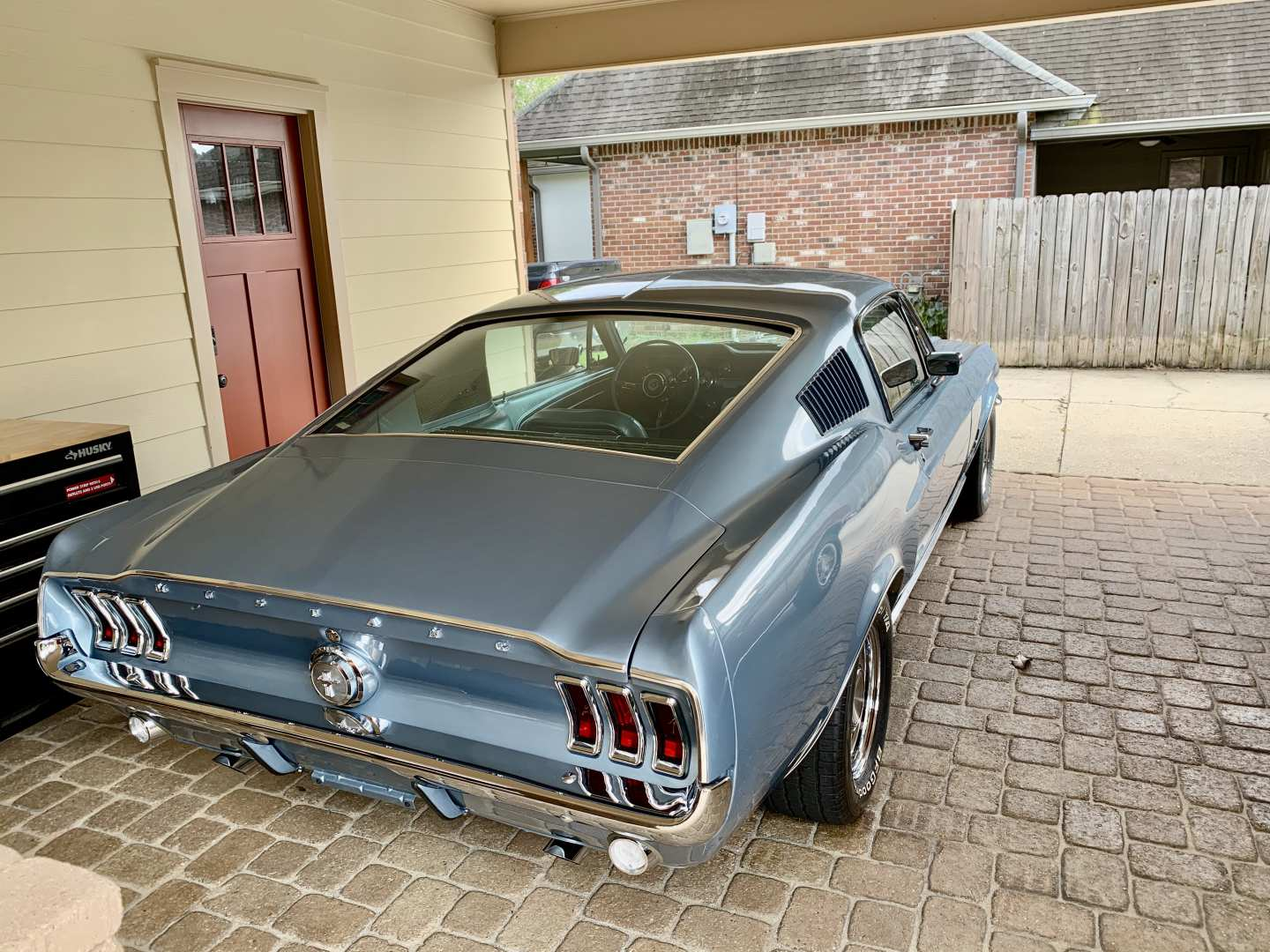 7th Image of a 1967 FORD MUSTANG