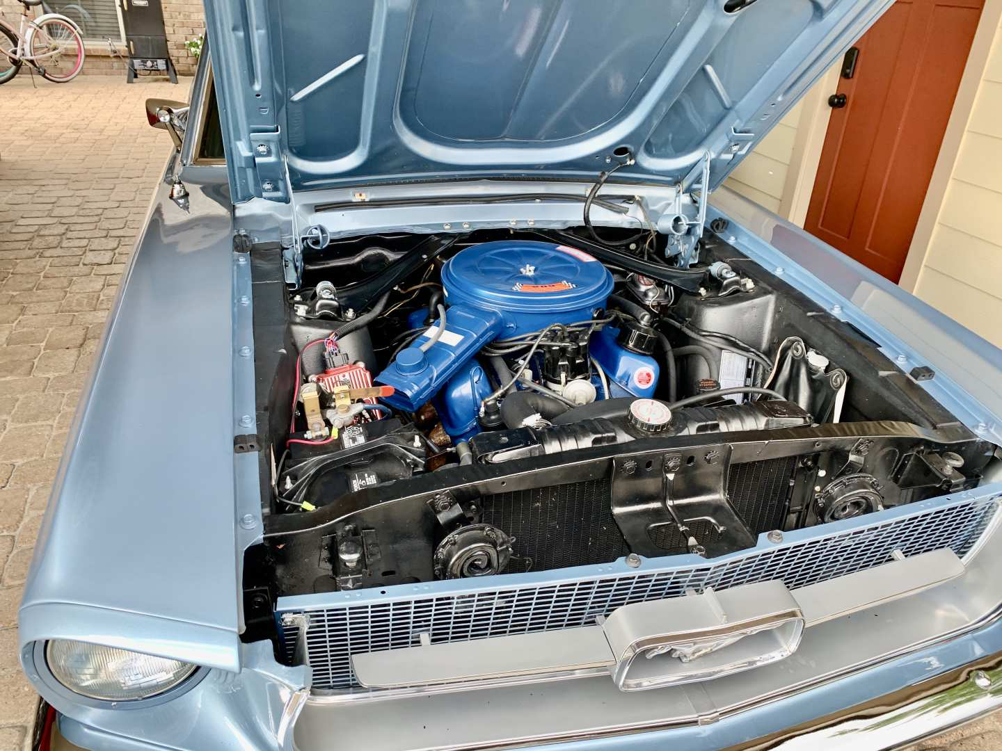 15th Image of a 1967 FORD MUSTANG