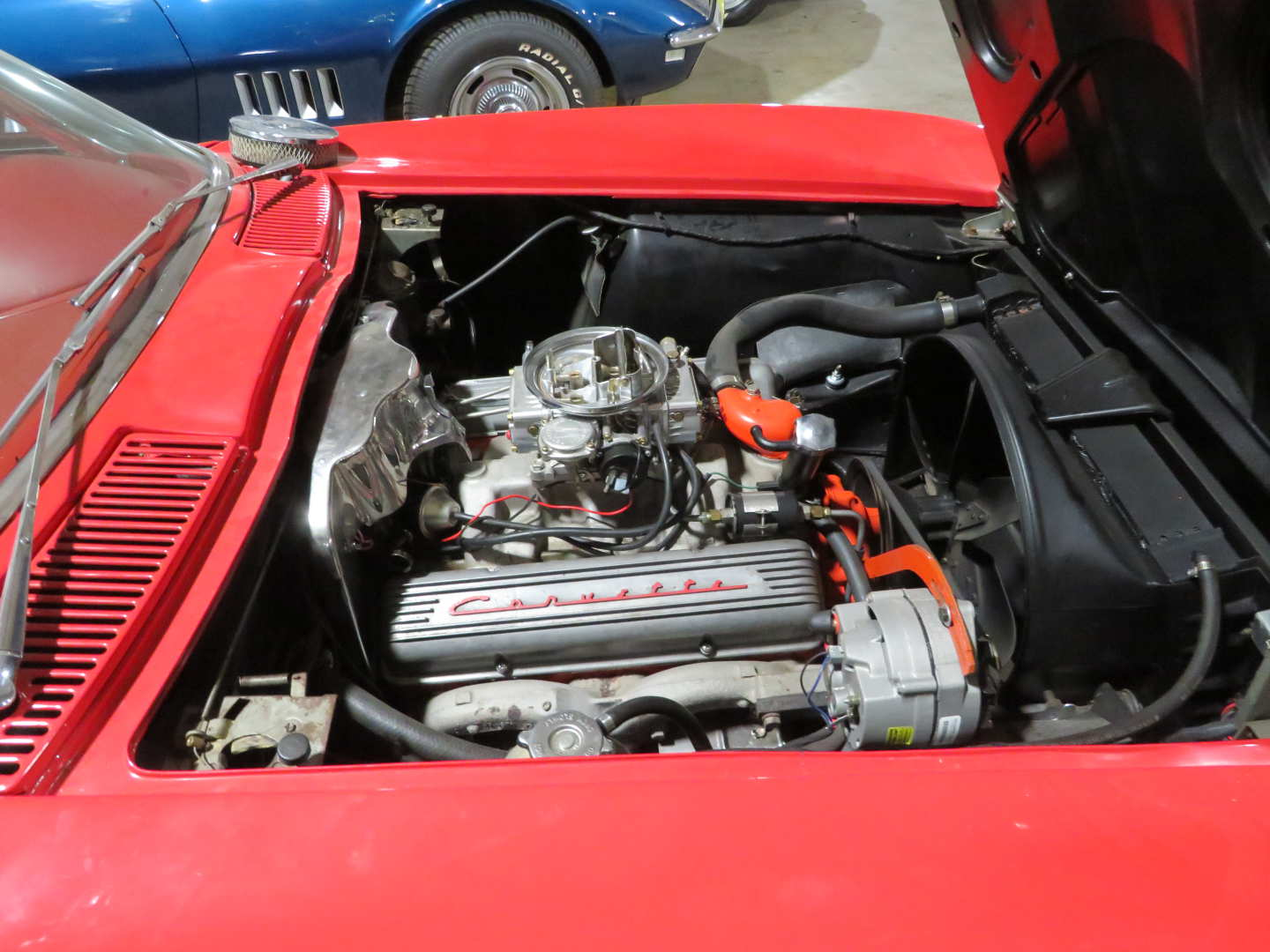 7th Image of a 1963 CHEVROLET CORVETTE