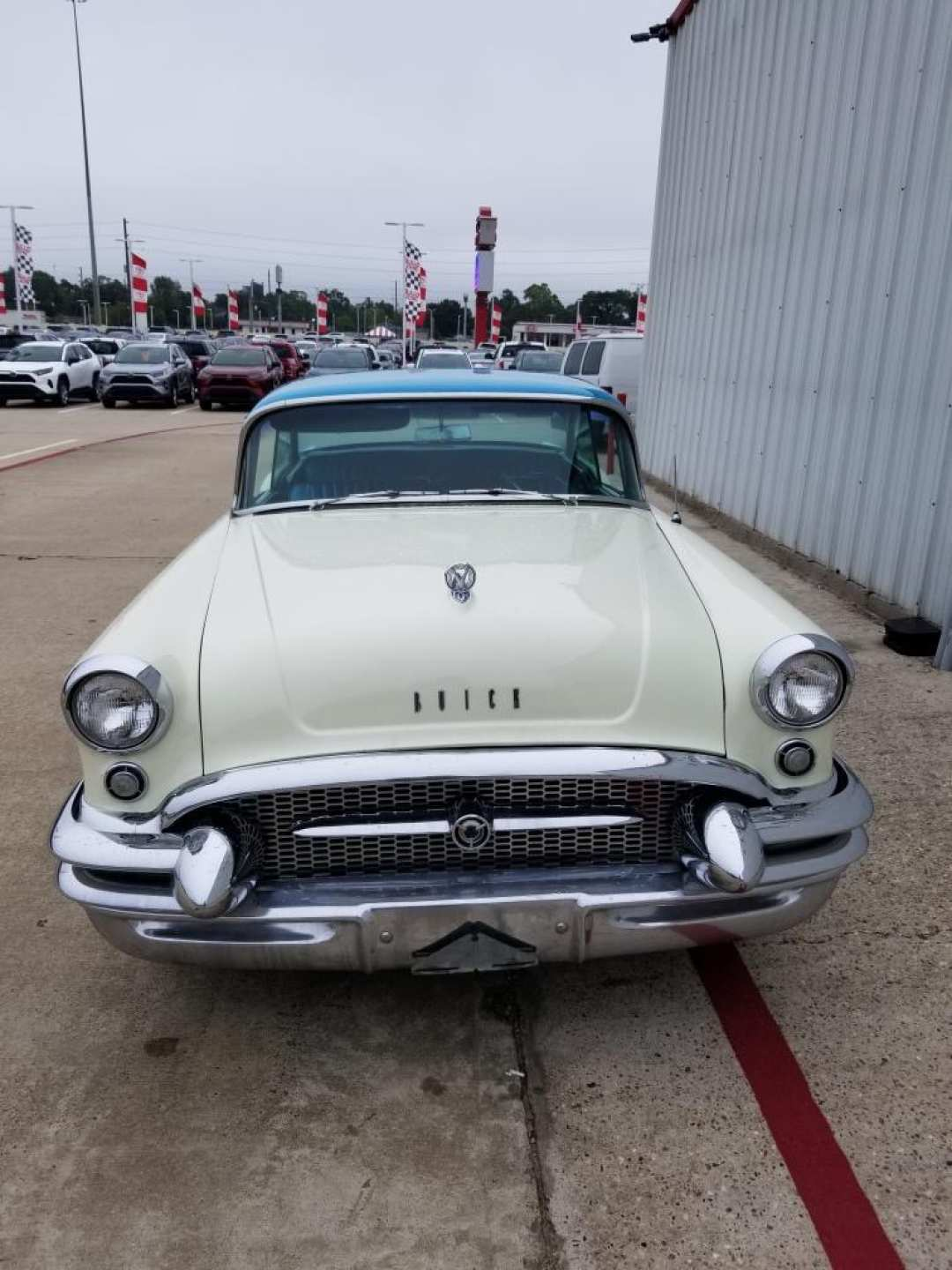 2nd Image of a 1955 BUICK RIVIERA CENTURY
