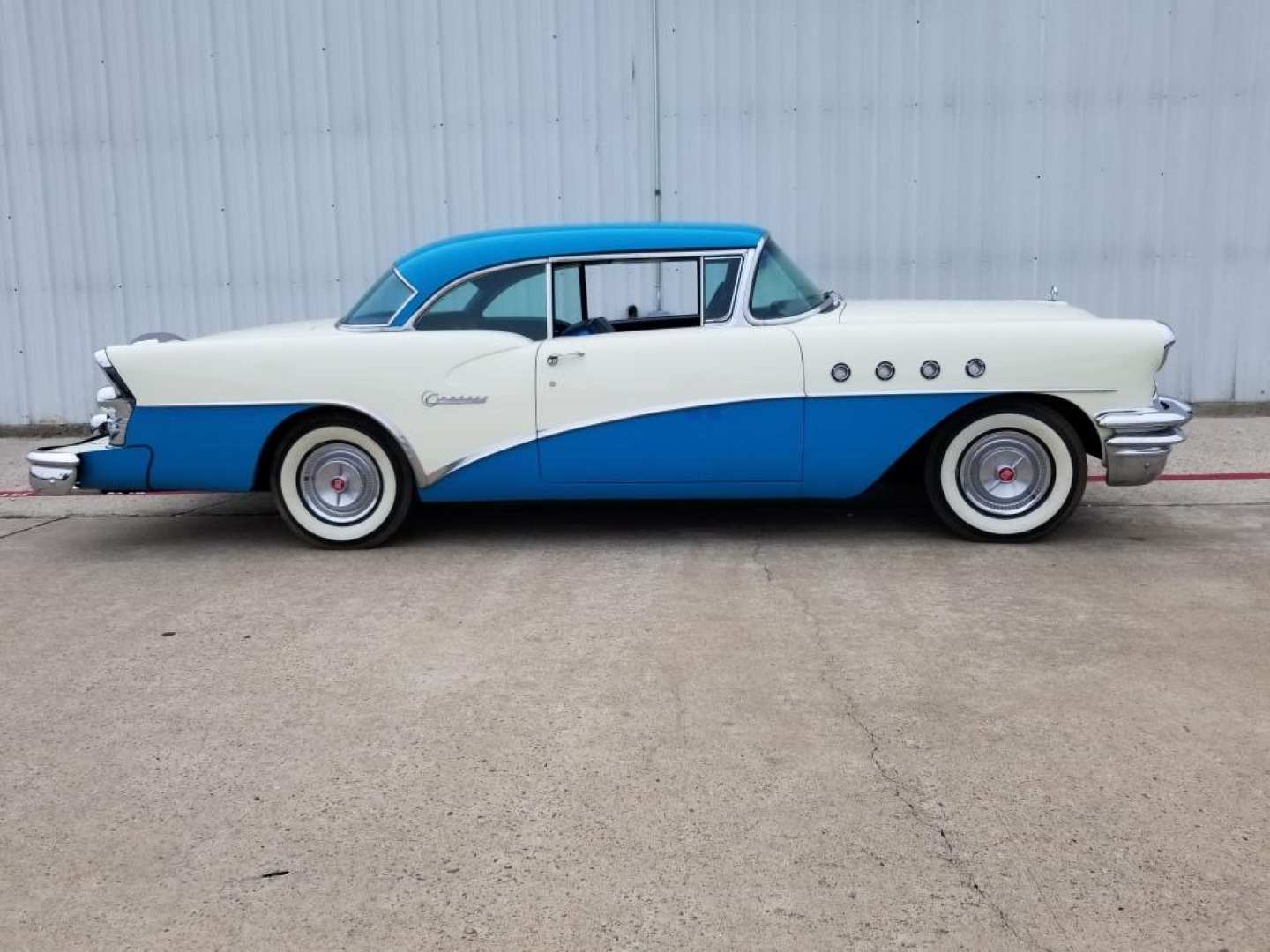 4th Image of a 1955 BUICK RIVIERA CENTURY