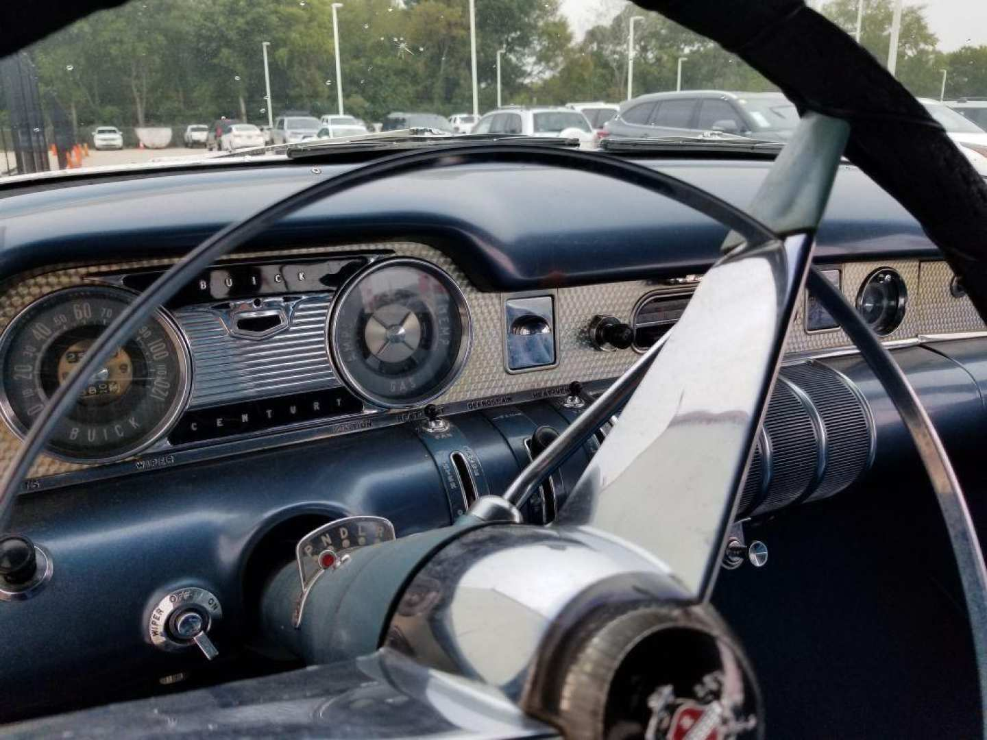 5th Image of a 1955 BUICK RIVIERA CENTURY