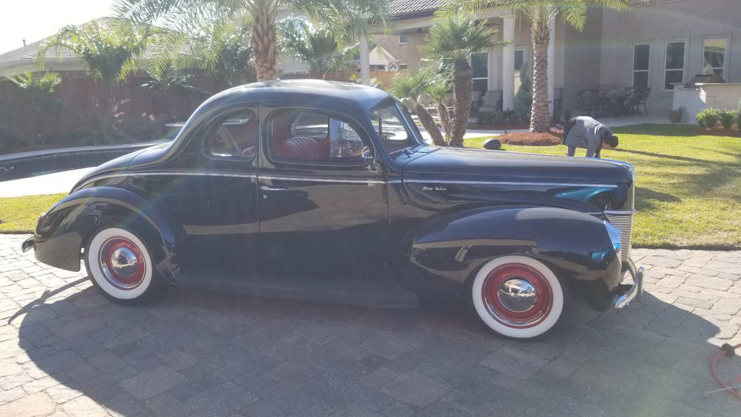 4th Image of a 1940 FORD DELUXE
