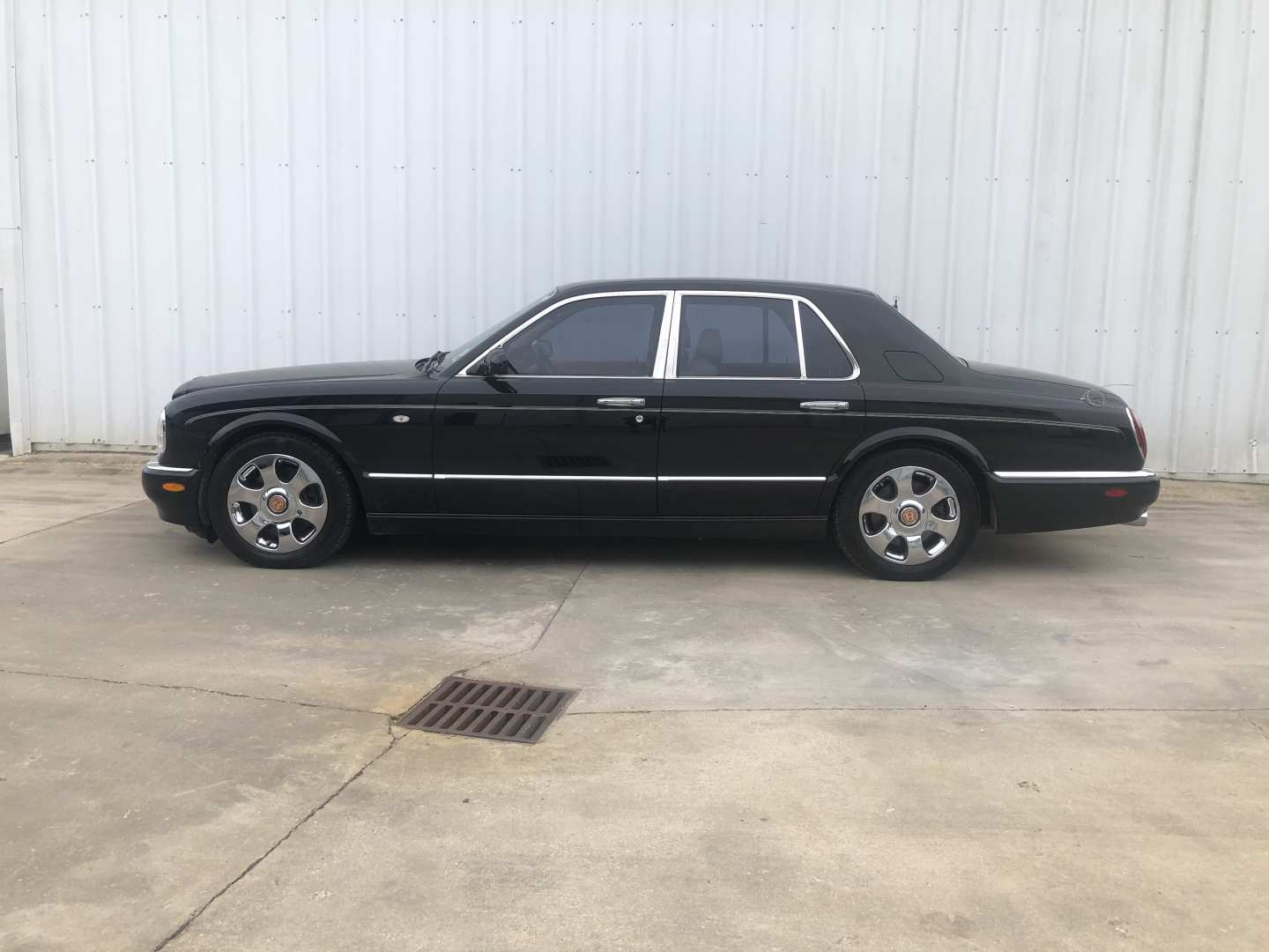 3rd Image of a 2000 BENTLEY ARNAGE RED LABEL