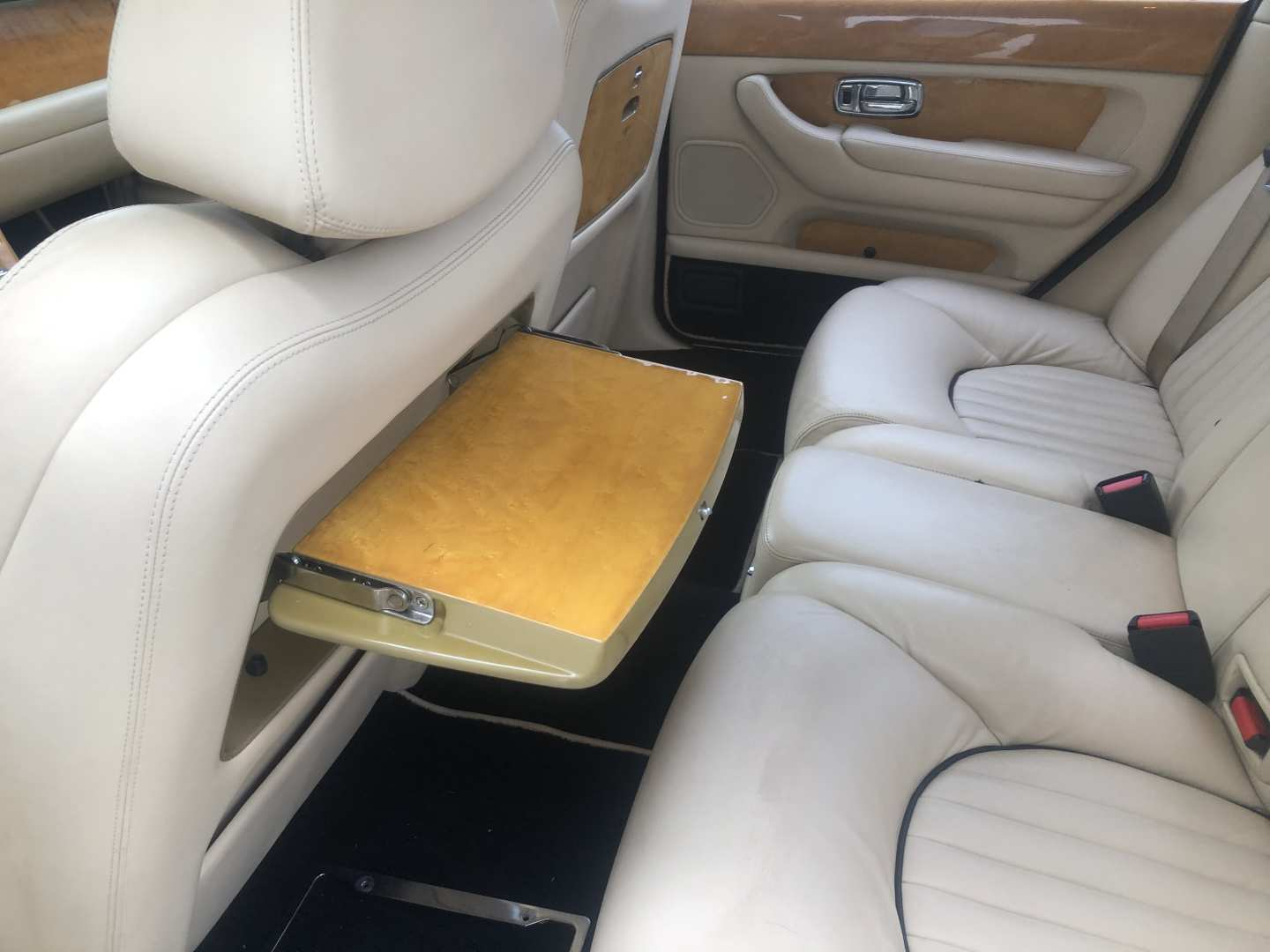 7th Image of a 2000 BENTLEY ARNAGE RED LABEL