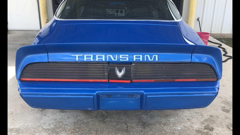 6th Image of a 1979 PONTIAC TRANSAM