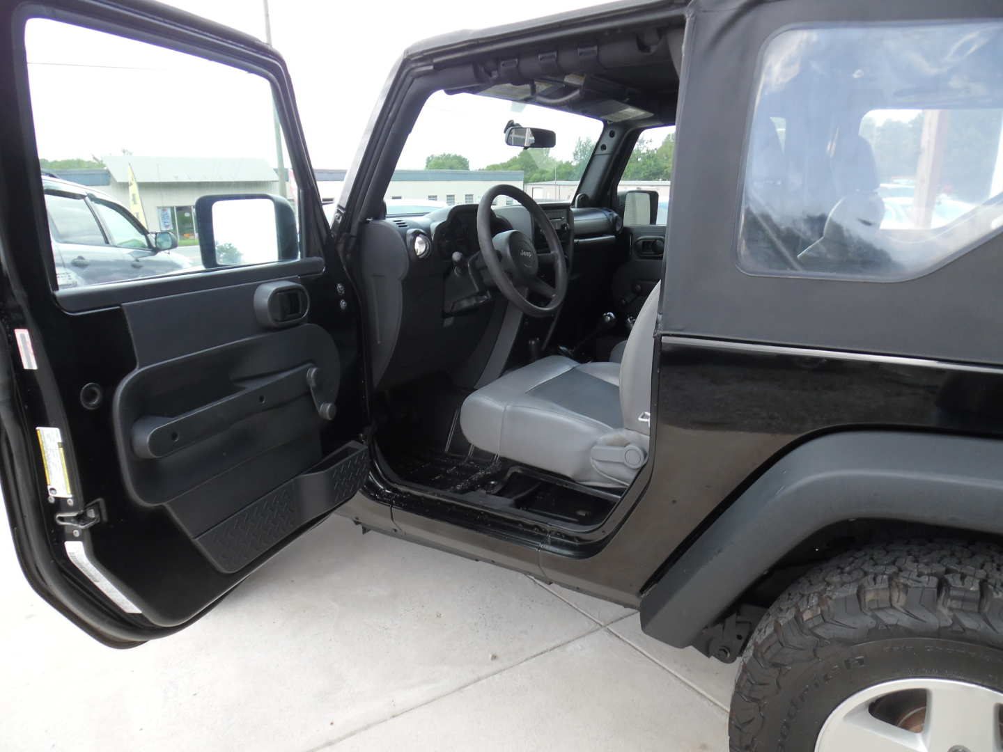 8th Image of a 2008 JEEP WRANGLER X