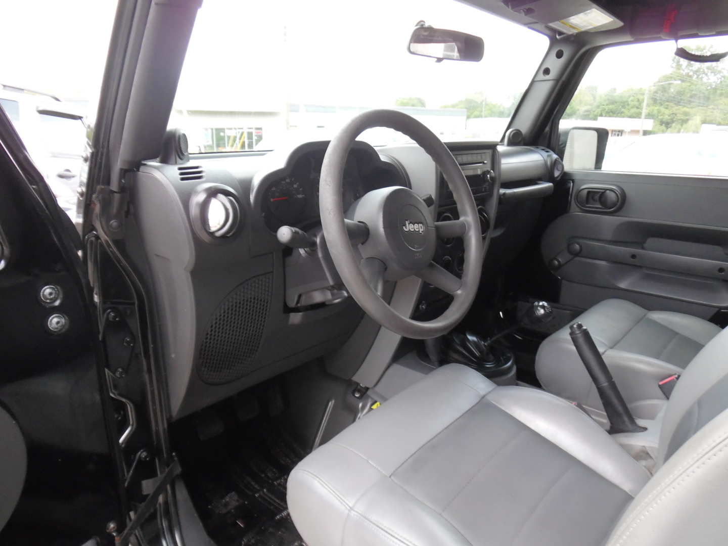 10th Image of a 2008 JEEP WRANGLER X