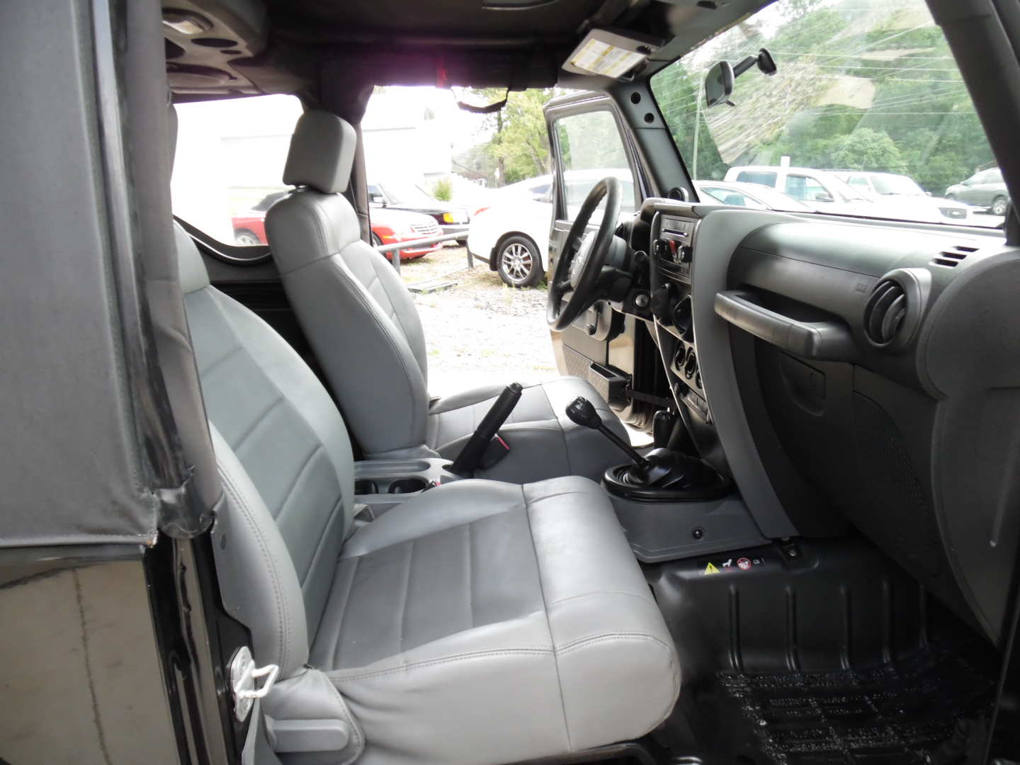 11th Image of a 2008 JEEP WRANGLER X