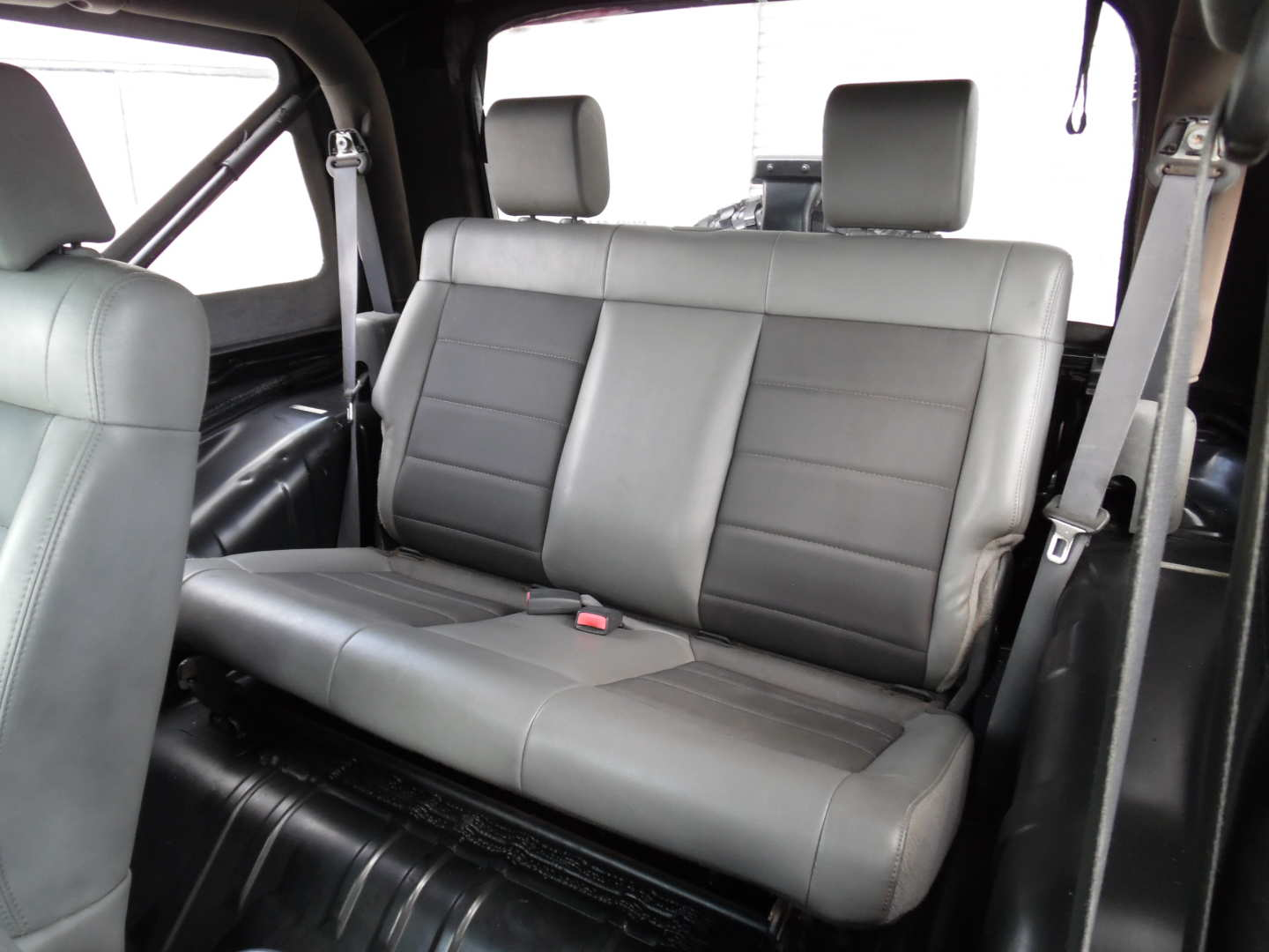 12th Image of a 2008 JEEP WRANGLER X