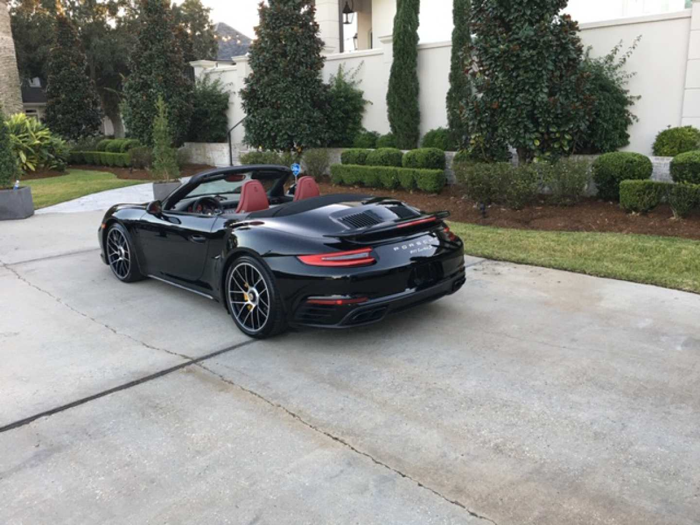 2nd Image of a 2017 PORSCHE 911 TURBO S