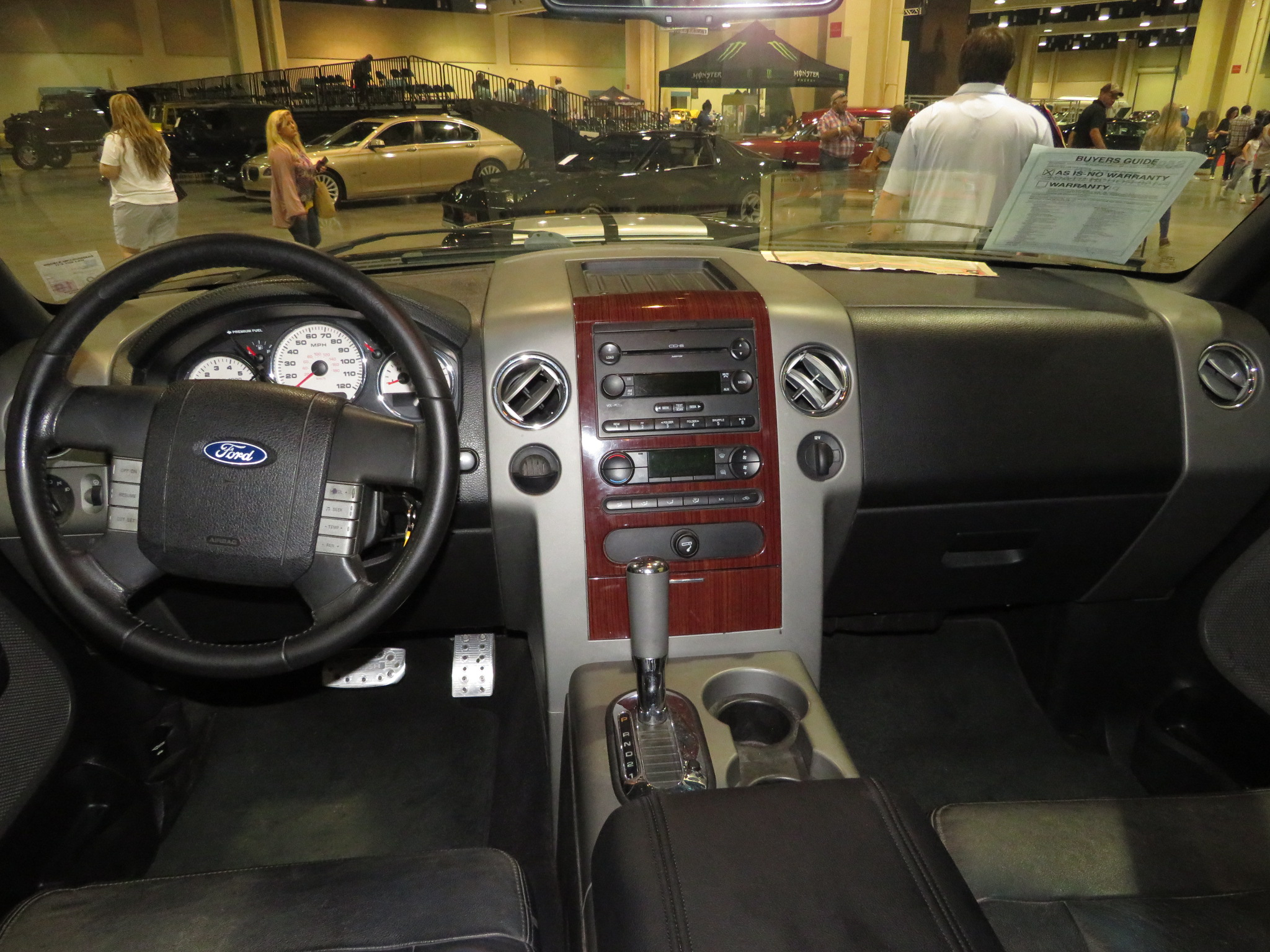 5th Image of a 2007 FORD F-150 ROUSH STAGE 3