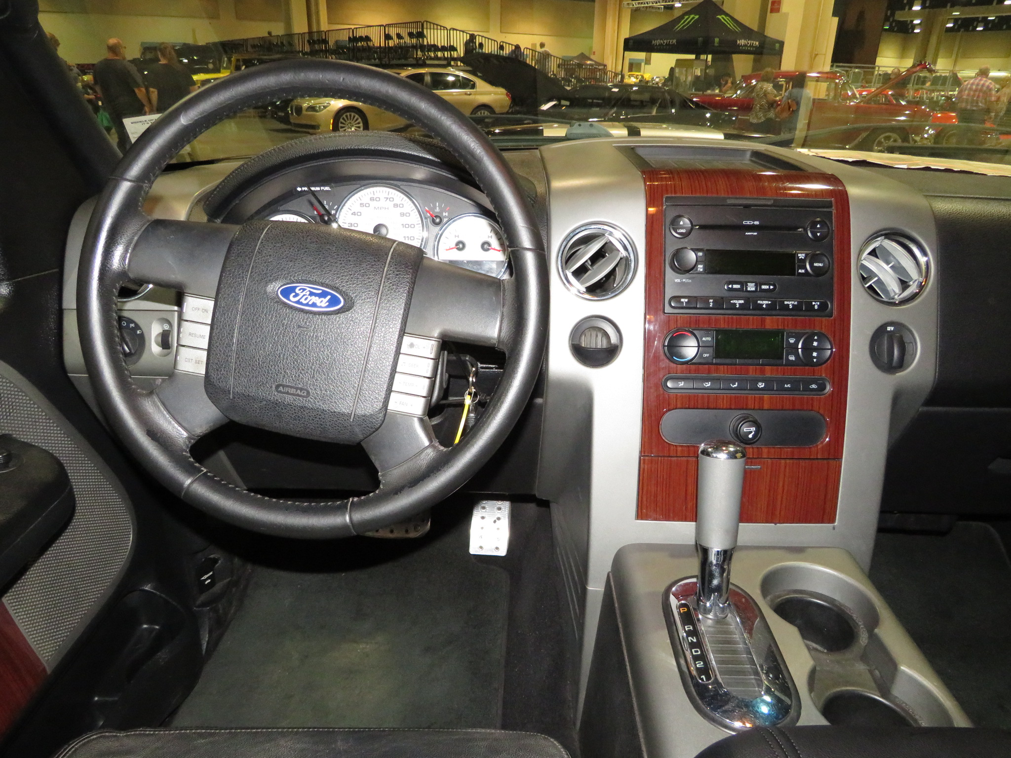 6th Image of a 2007 FORD F-150 ROUSH STAGE 3