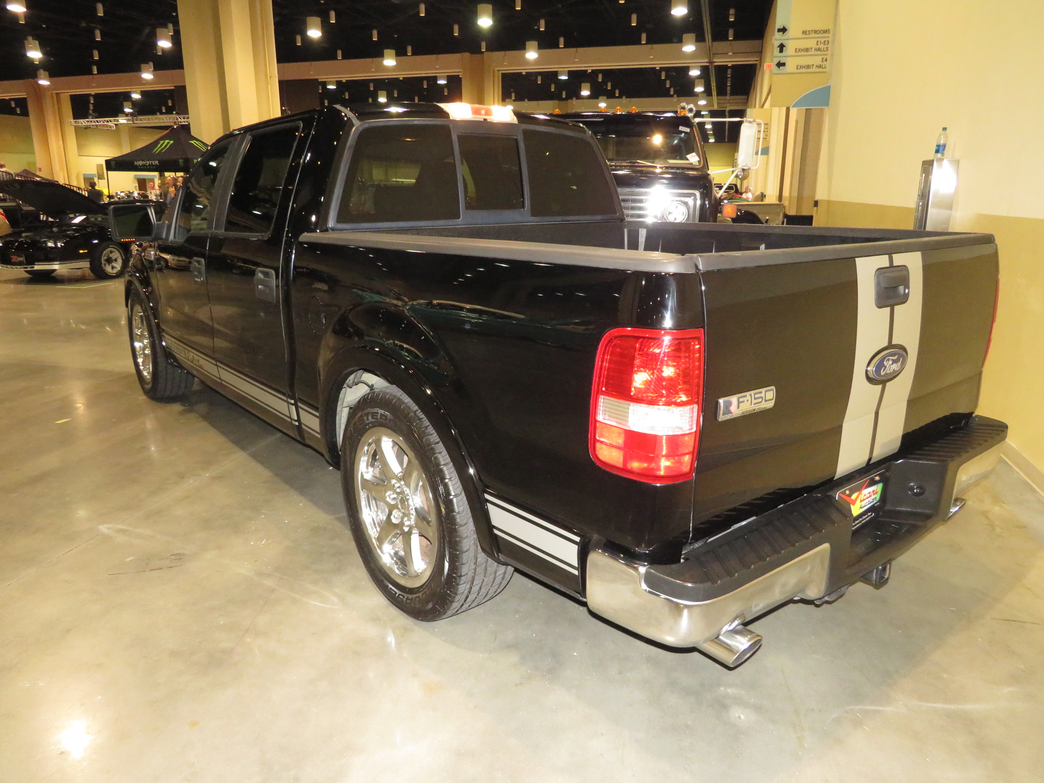 11th Image of a 2007 FORD F-150 ROUSH STAGE 3