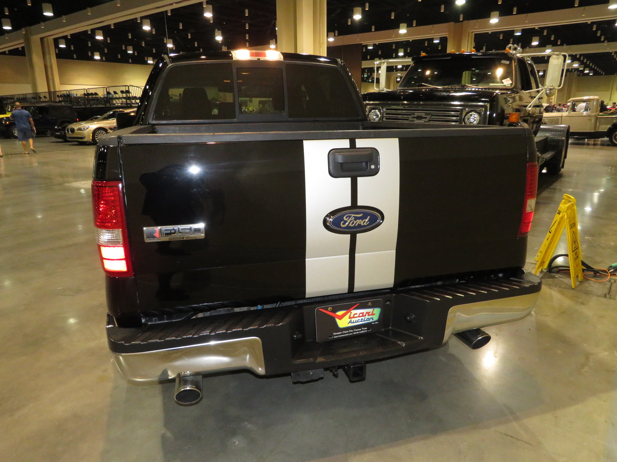 12th Image of a 2007 FORD F-150 ROUSH STAGE 3