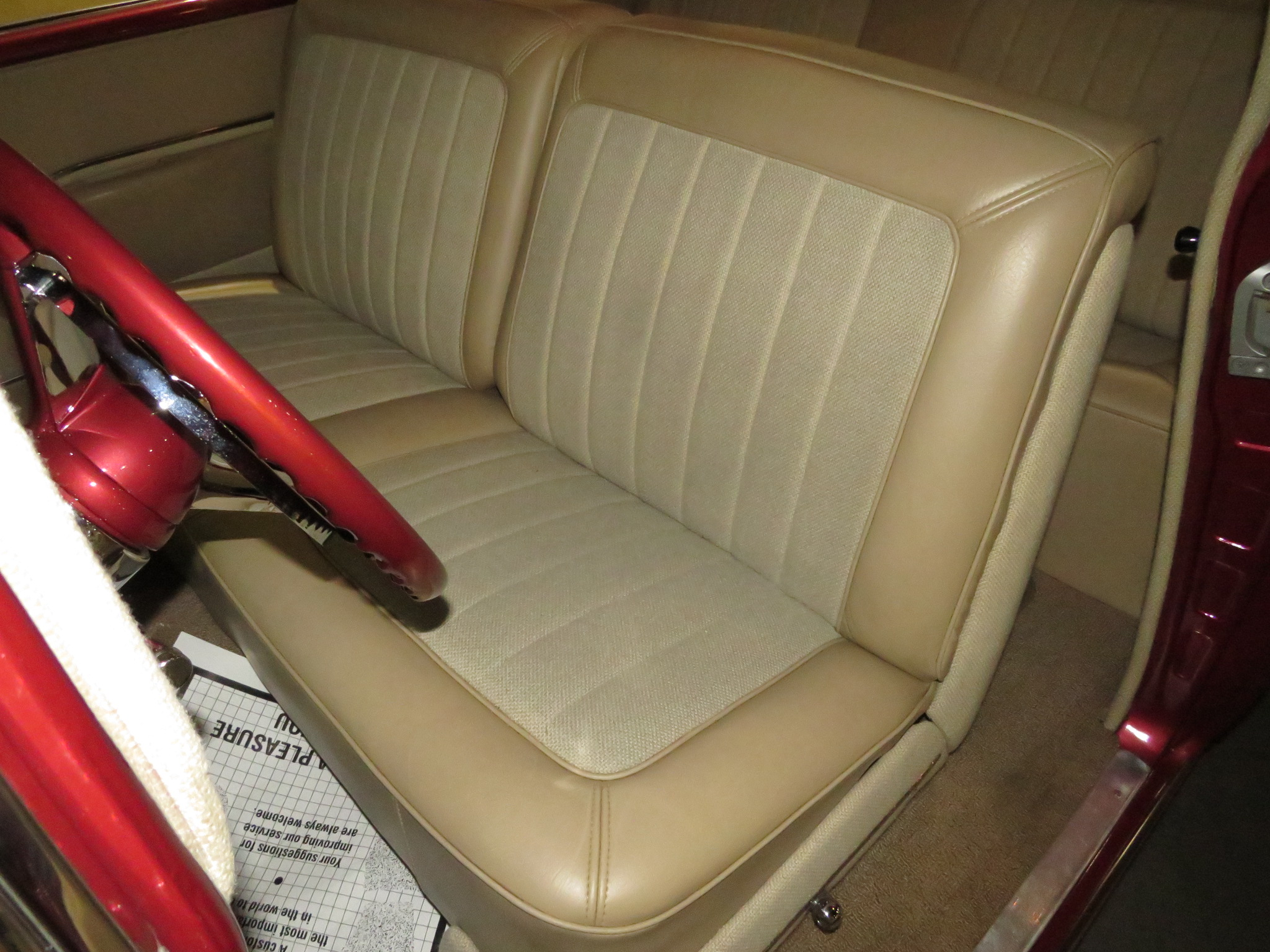 7th Image of a 1955 CHEVROLET BELAIR