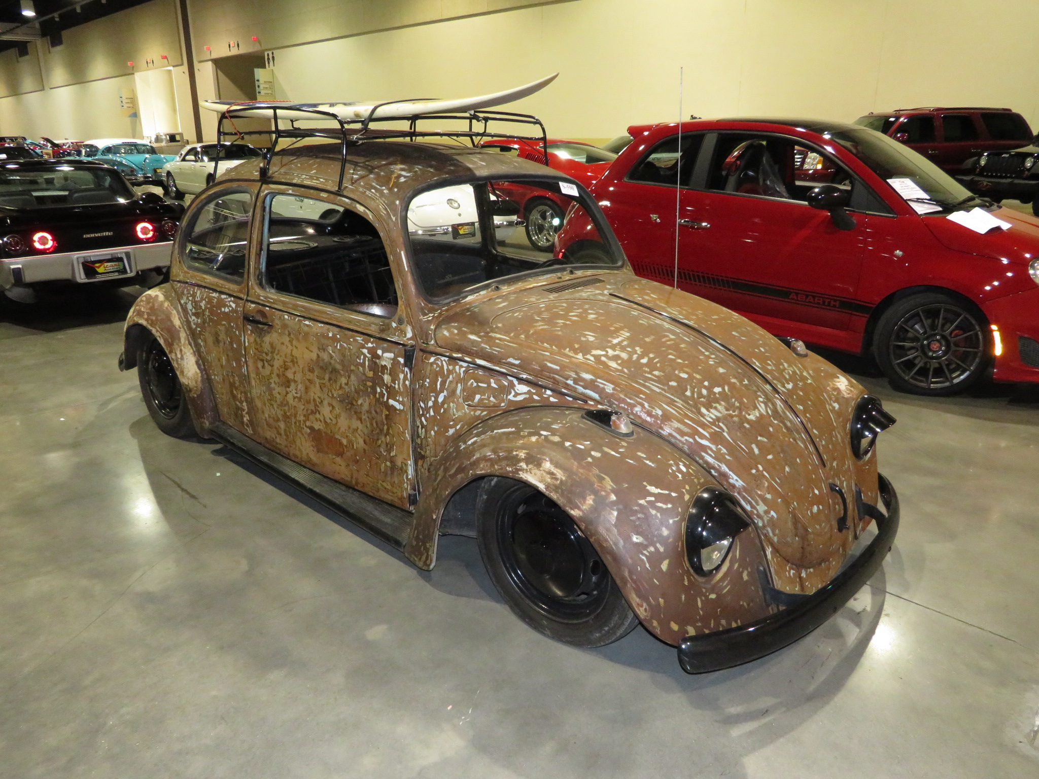 2nd Image of a 1972 VOLKSWAGEN BEETLE