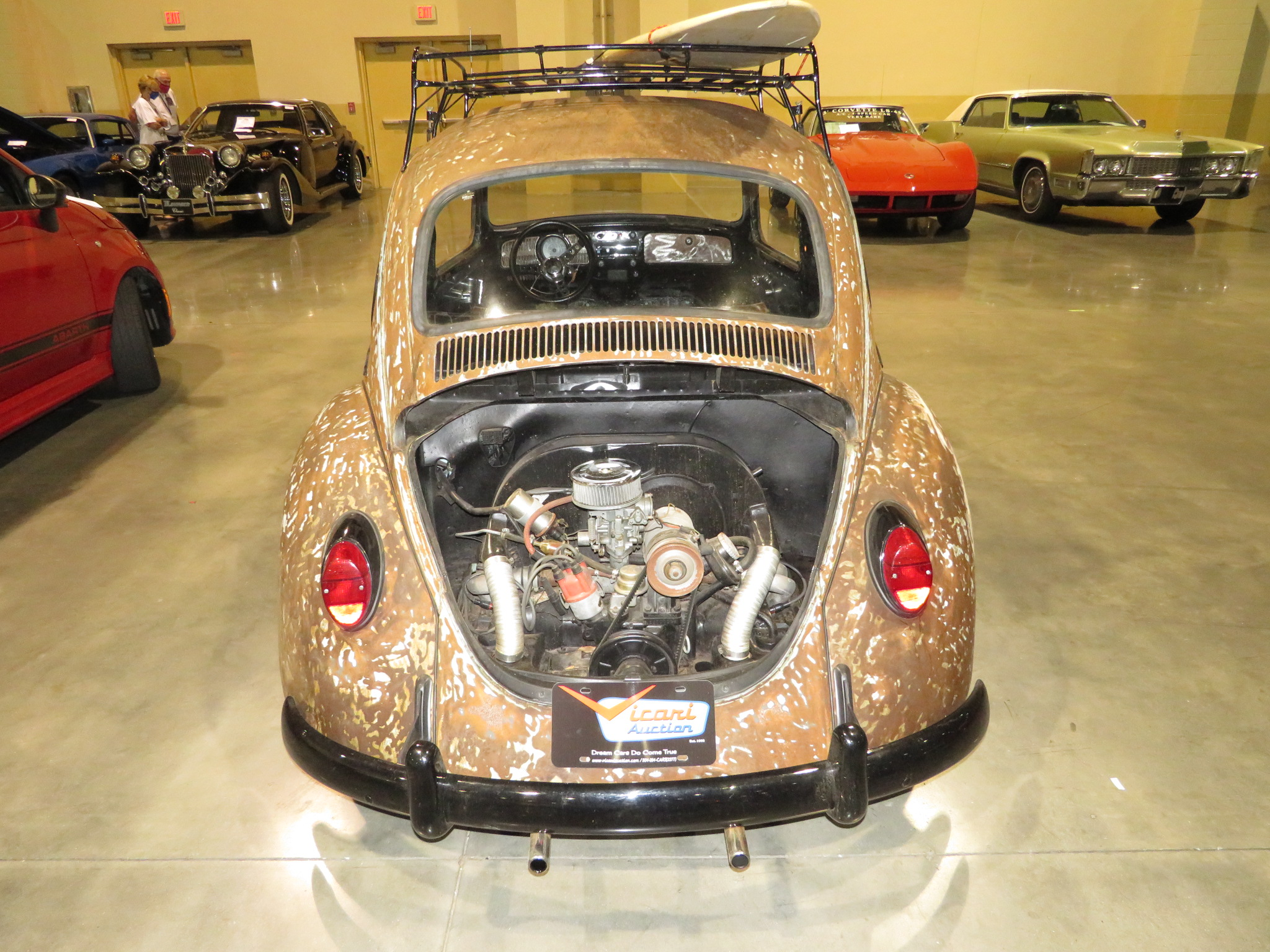 13th Image of a 1972 VOLKSWAGEN BEETLE