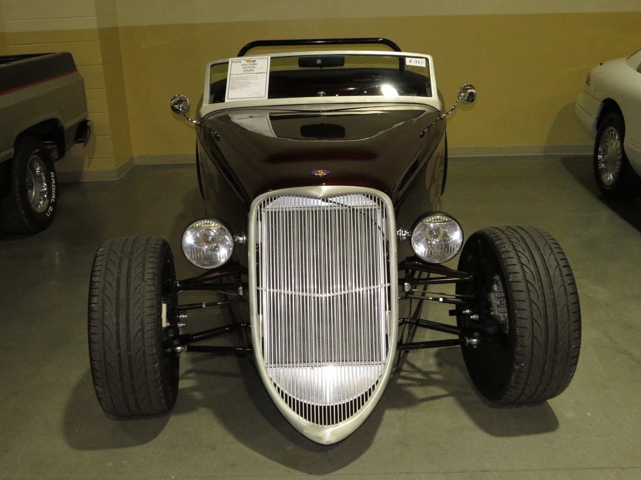 1st Image of a 1933 FORD COYOTE