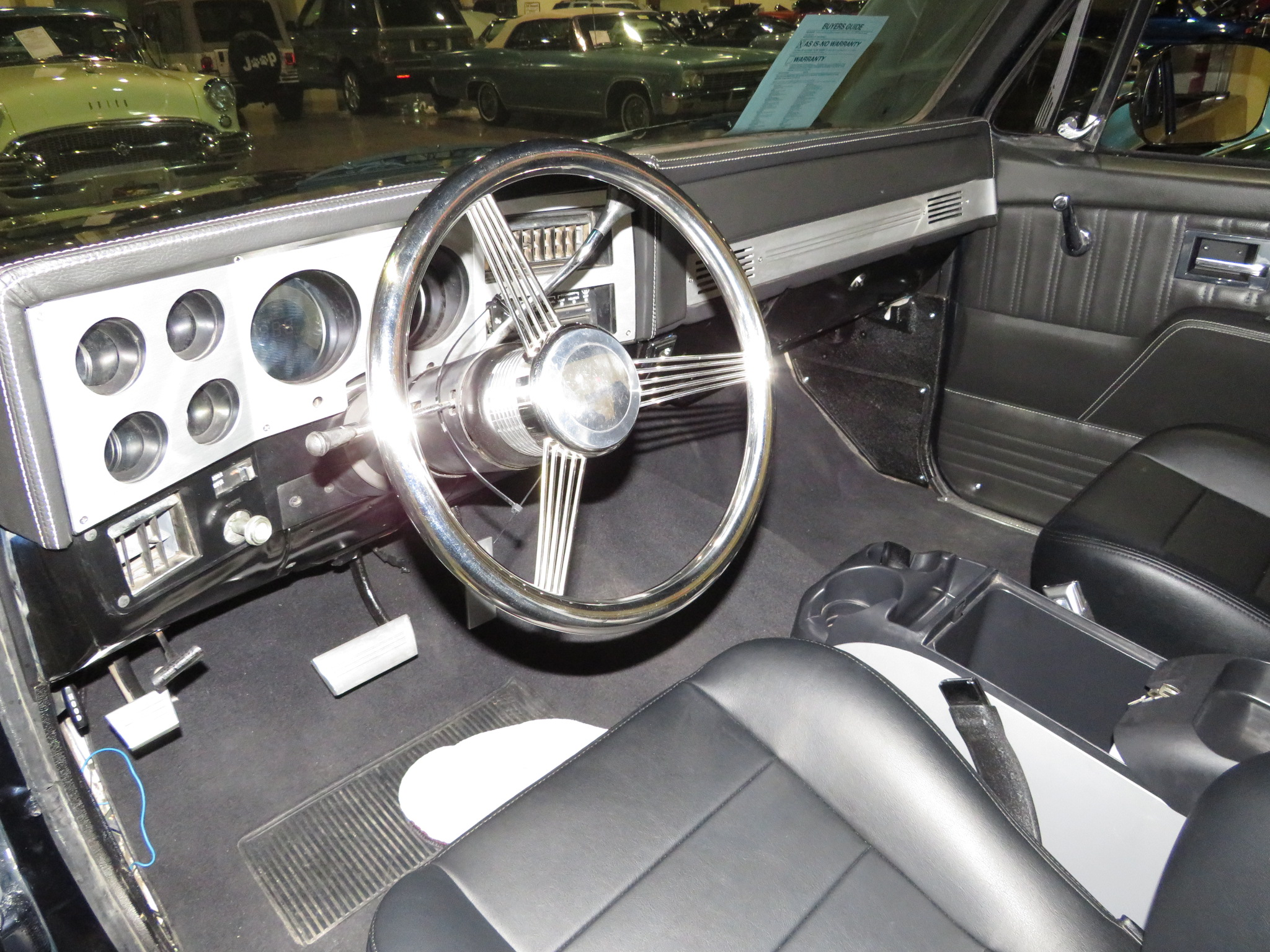 4th Image of a 1982 CHEVROLET BLAZER C10