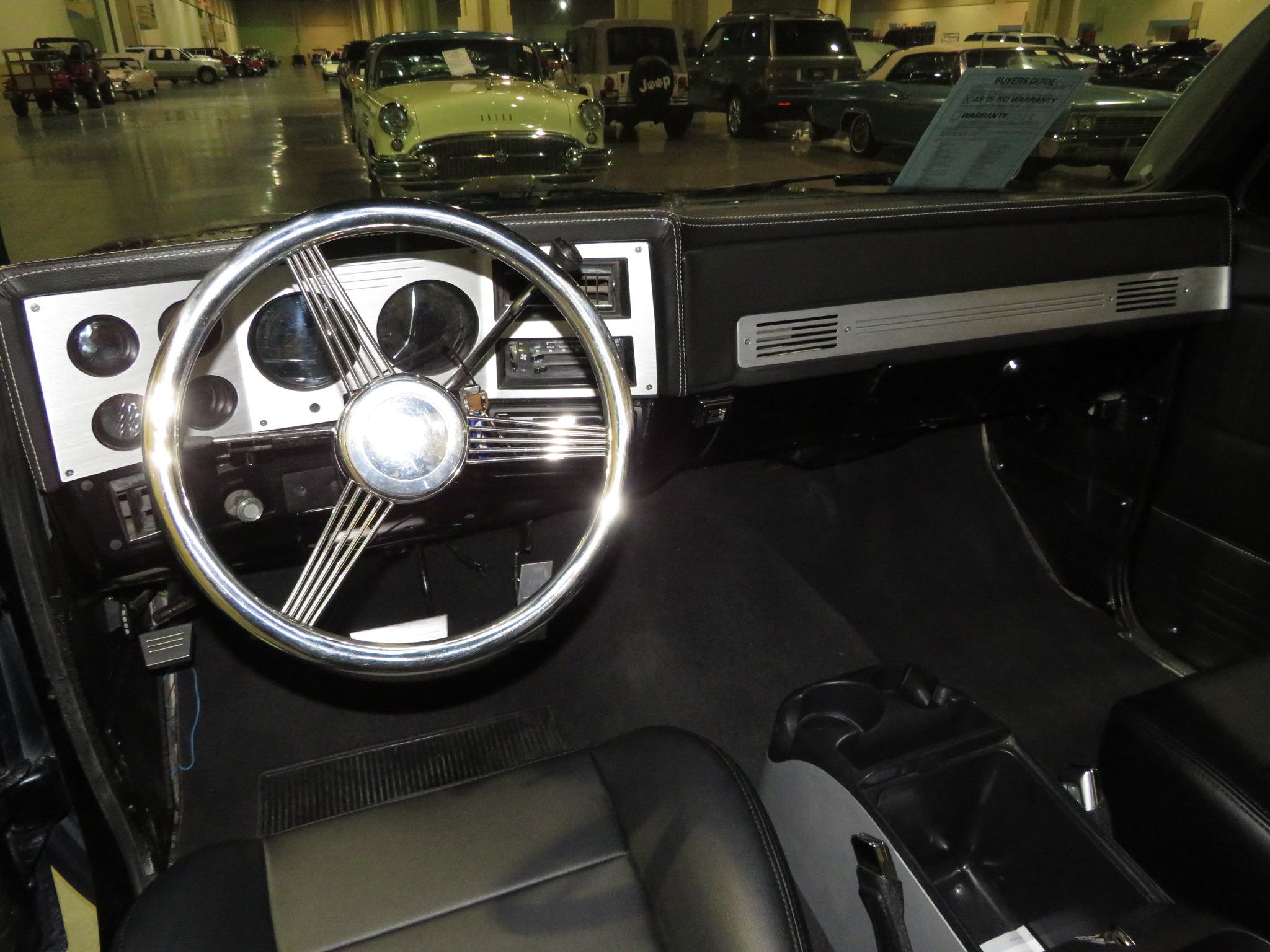 5th Image of a 1982 CHEVROLET BLAZER C10