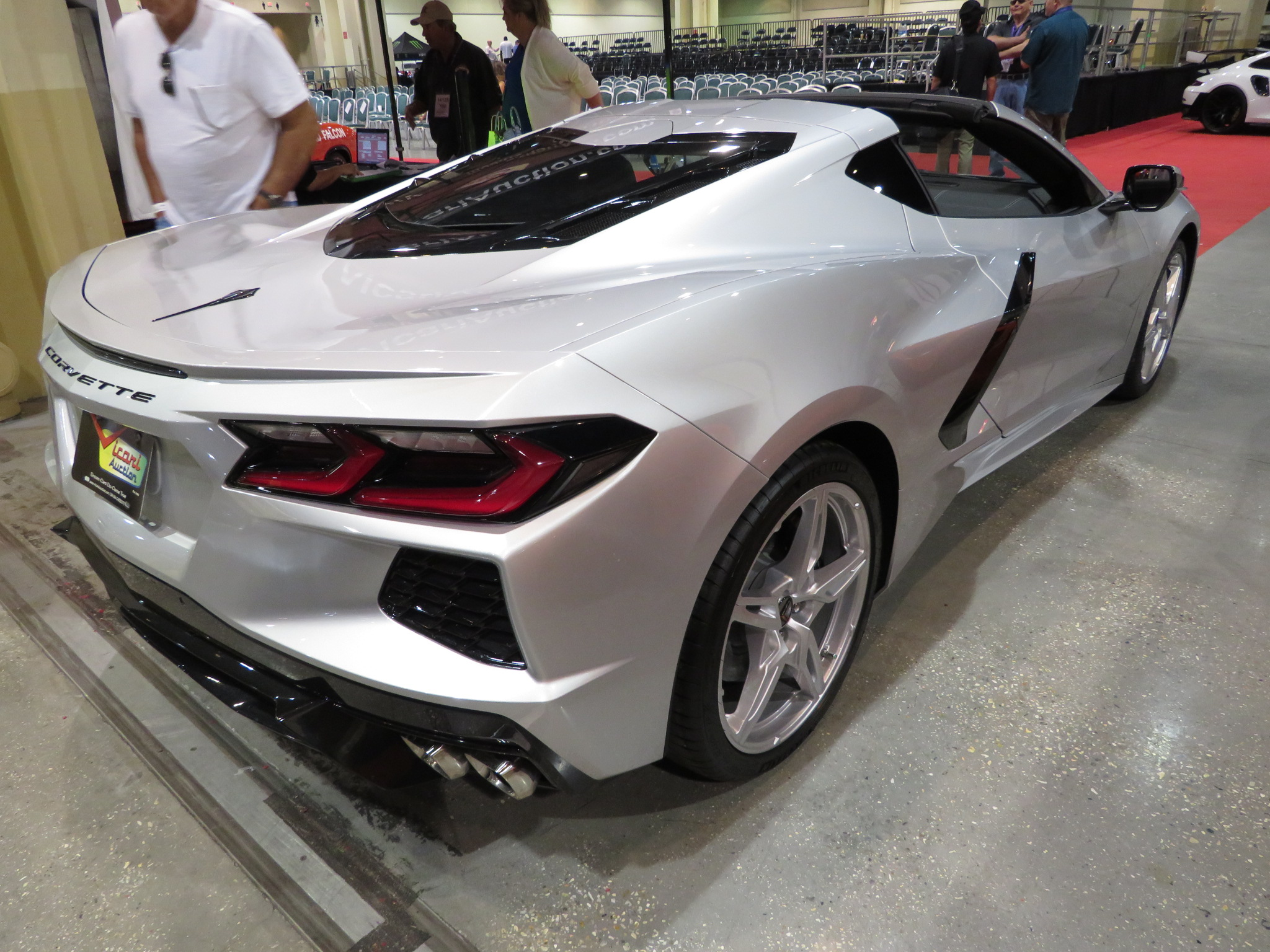 11th Image of a 2020 CHEVROLET CORVETTE STANDARD 1LT