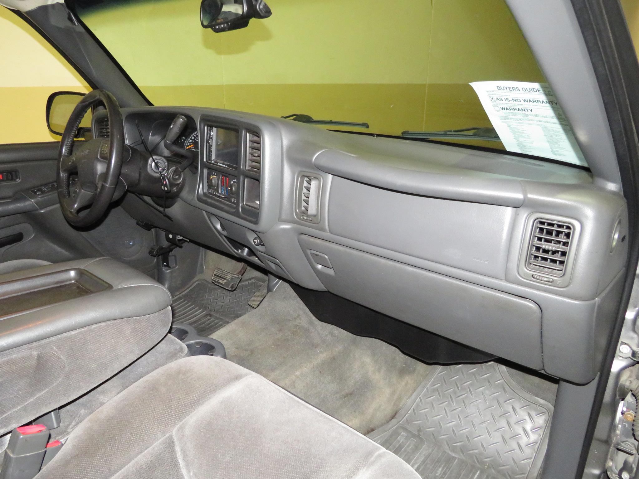 6th Image of a 2006 GMC SIERRA 1500 SLE