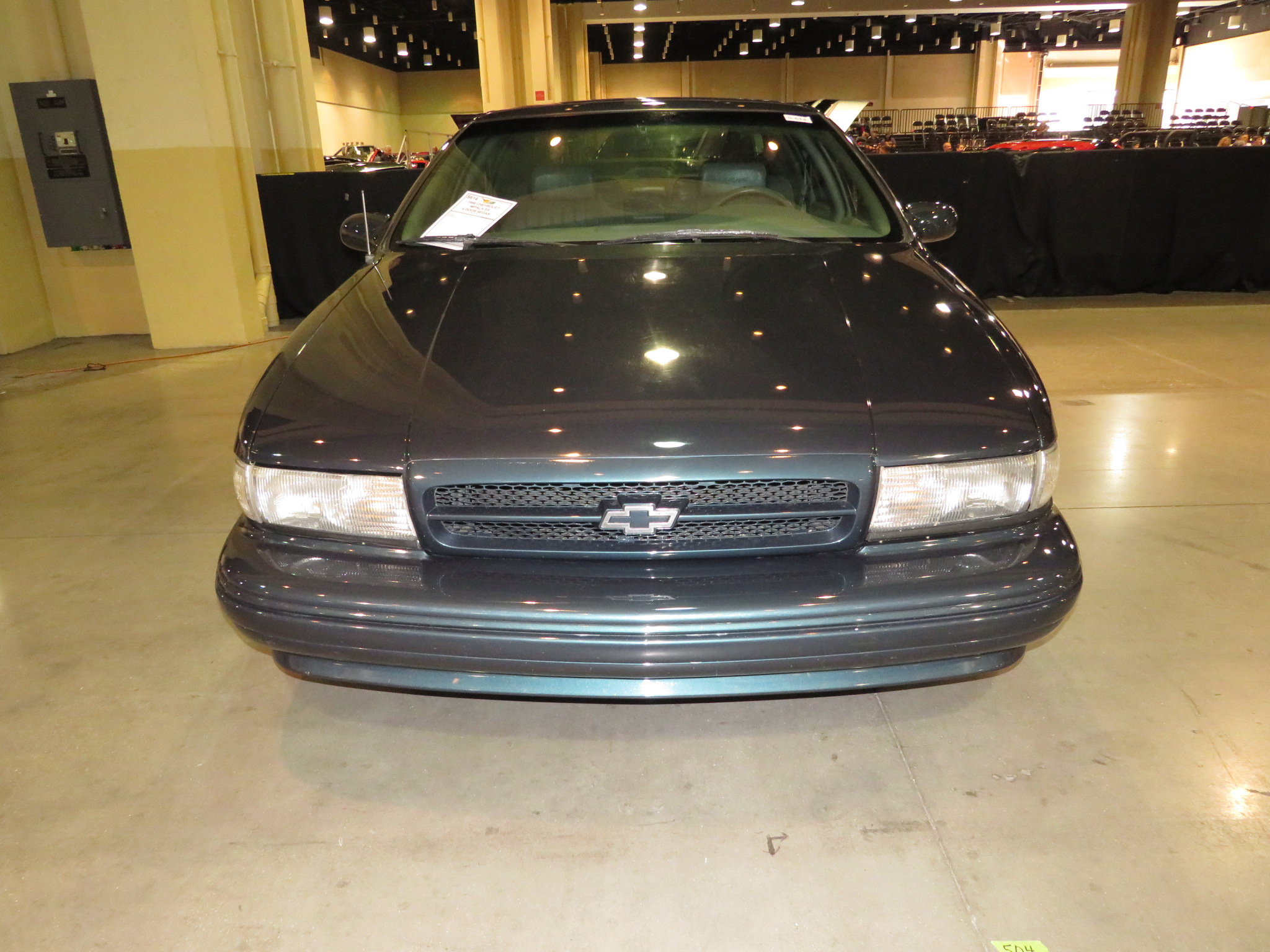 2nd Image of a 1996 CHEVROLET IMPALA SS