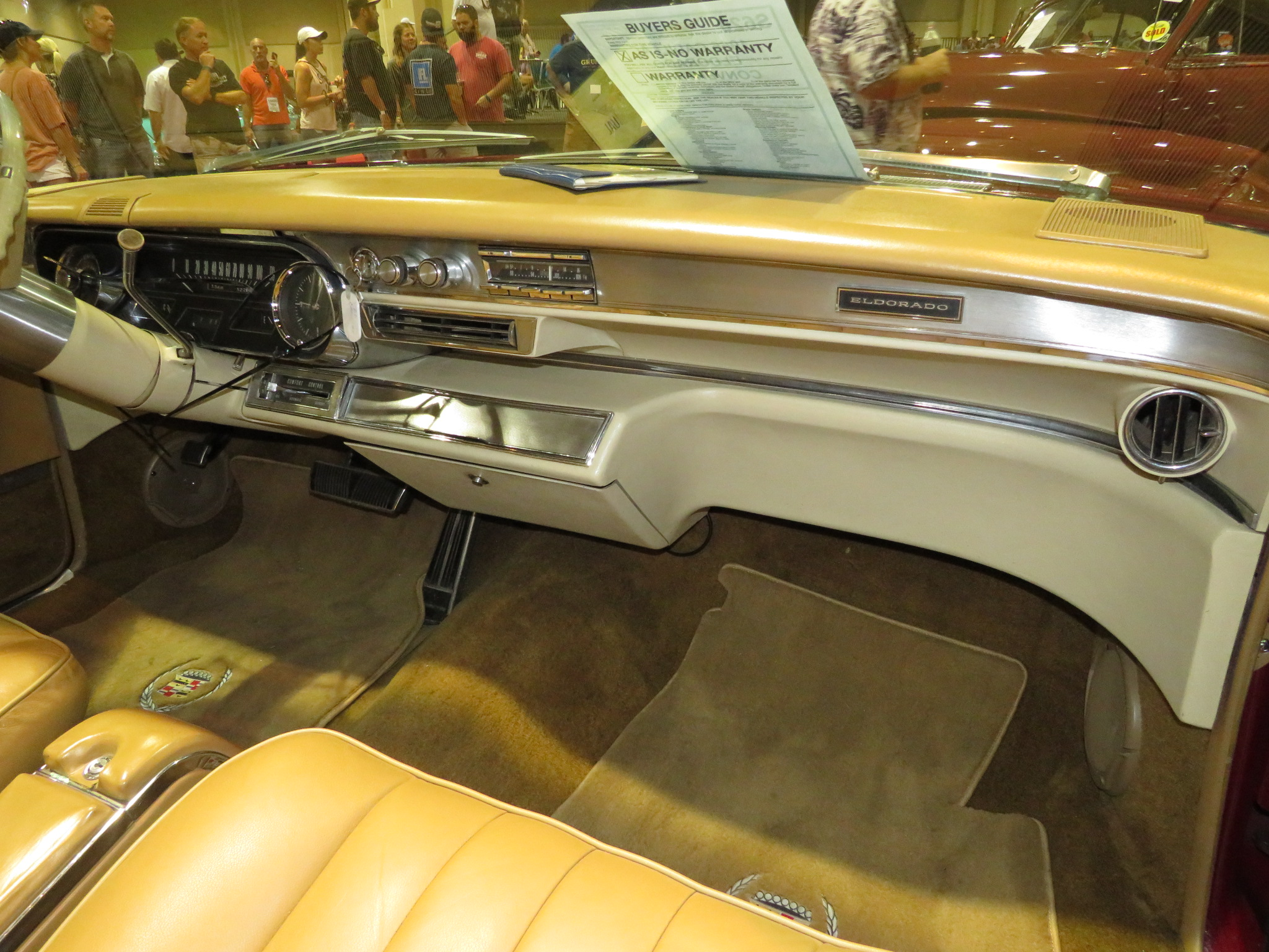 6th Image of a 1966 CADILLAC ELDORADO