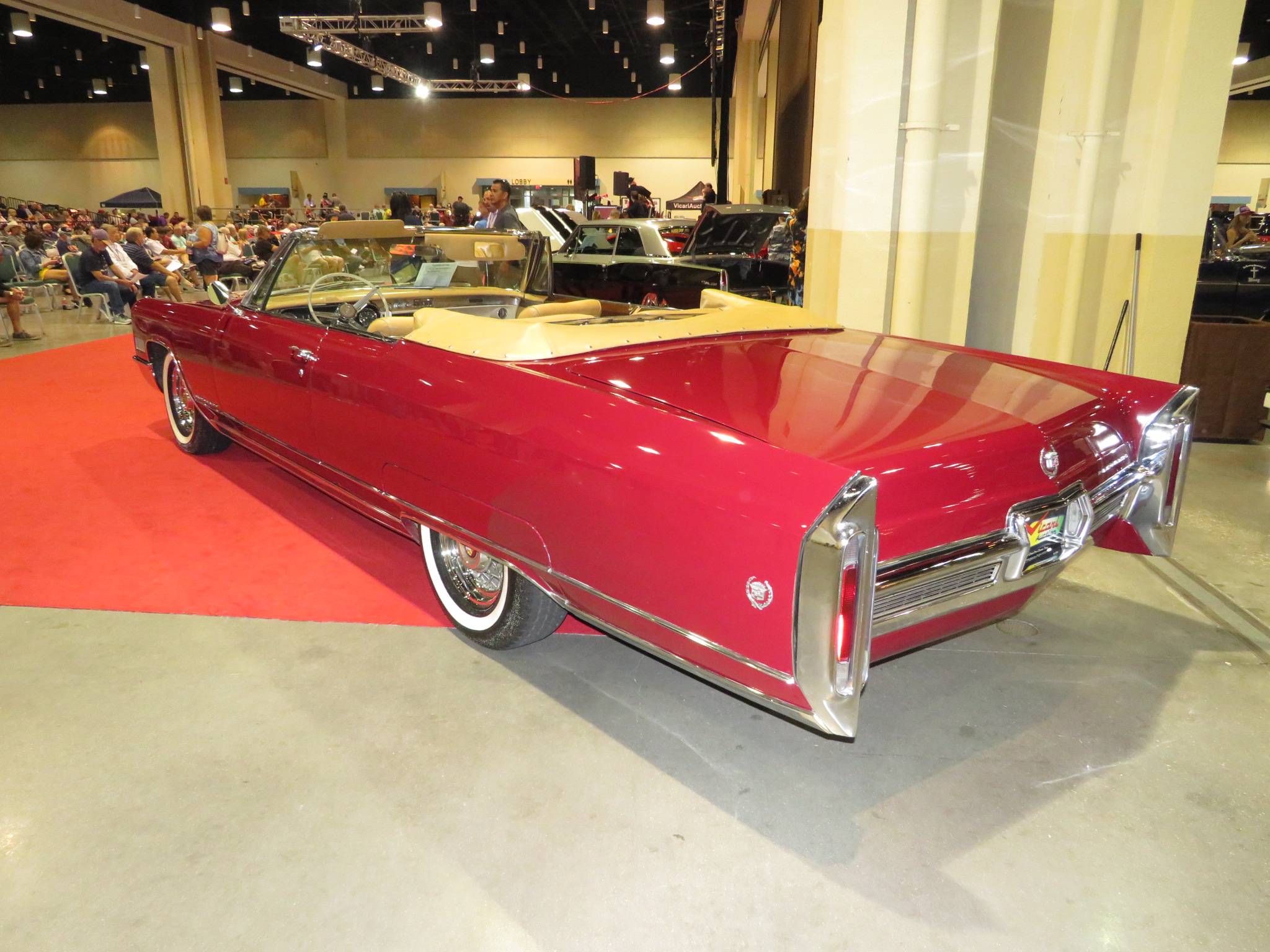 10th Image of a 1966 CADILLAC ELDORADO