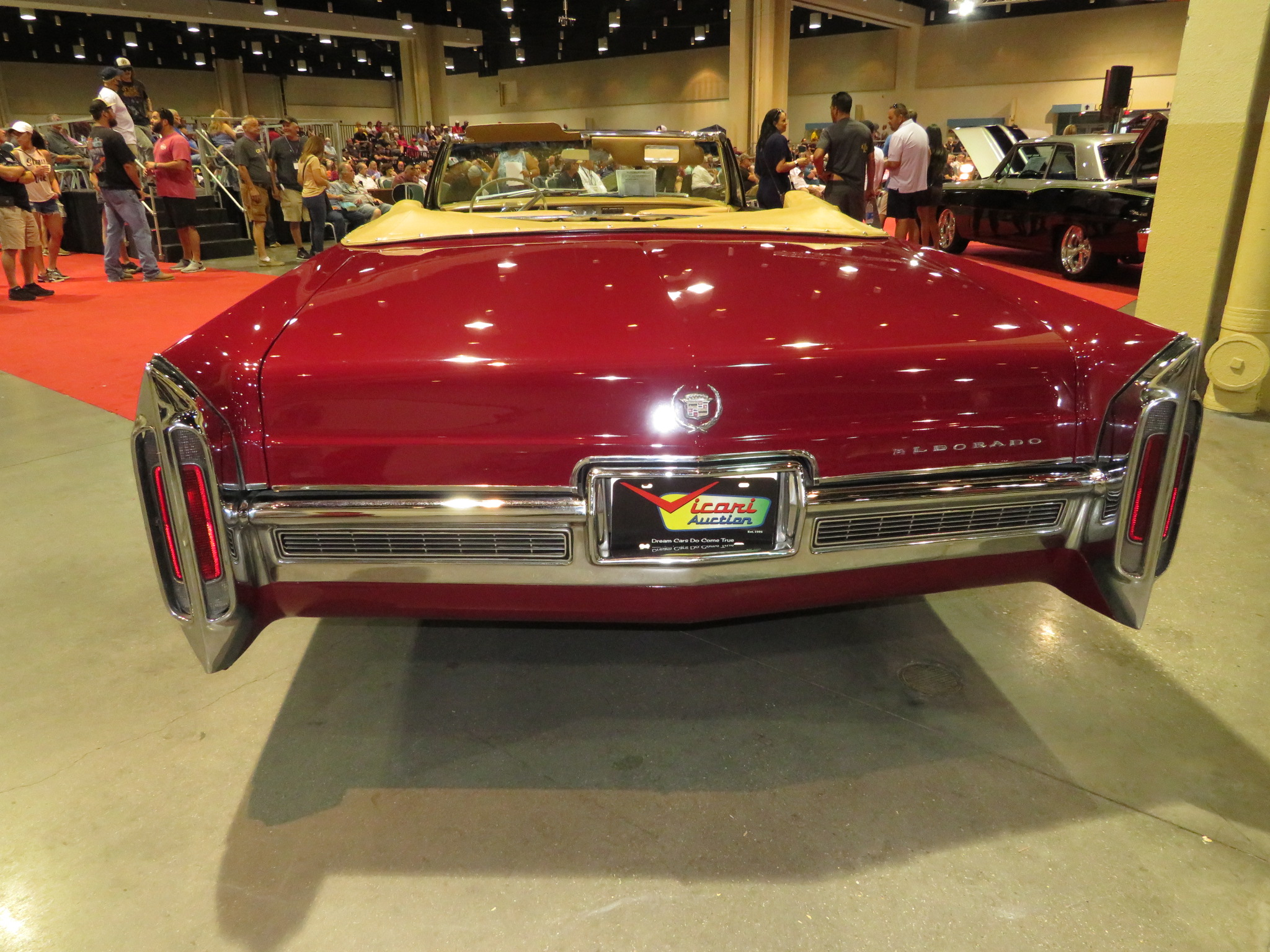 11th Image of a 1966 CADILLAC ELDORADO
