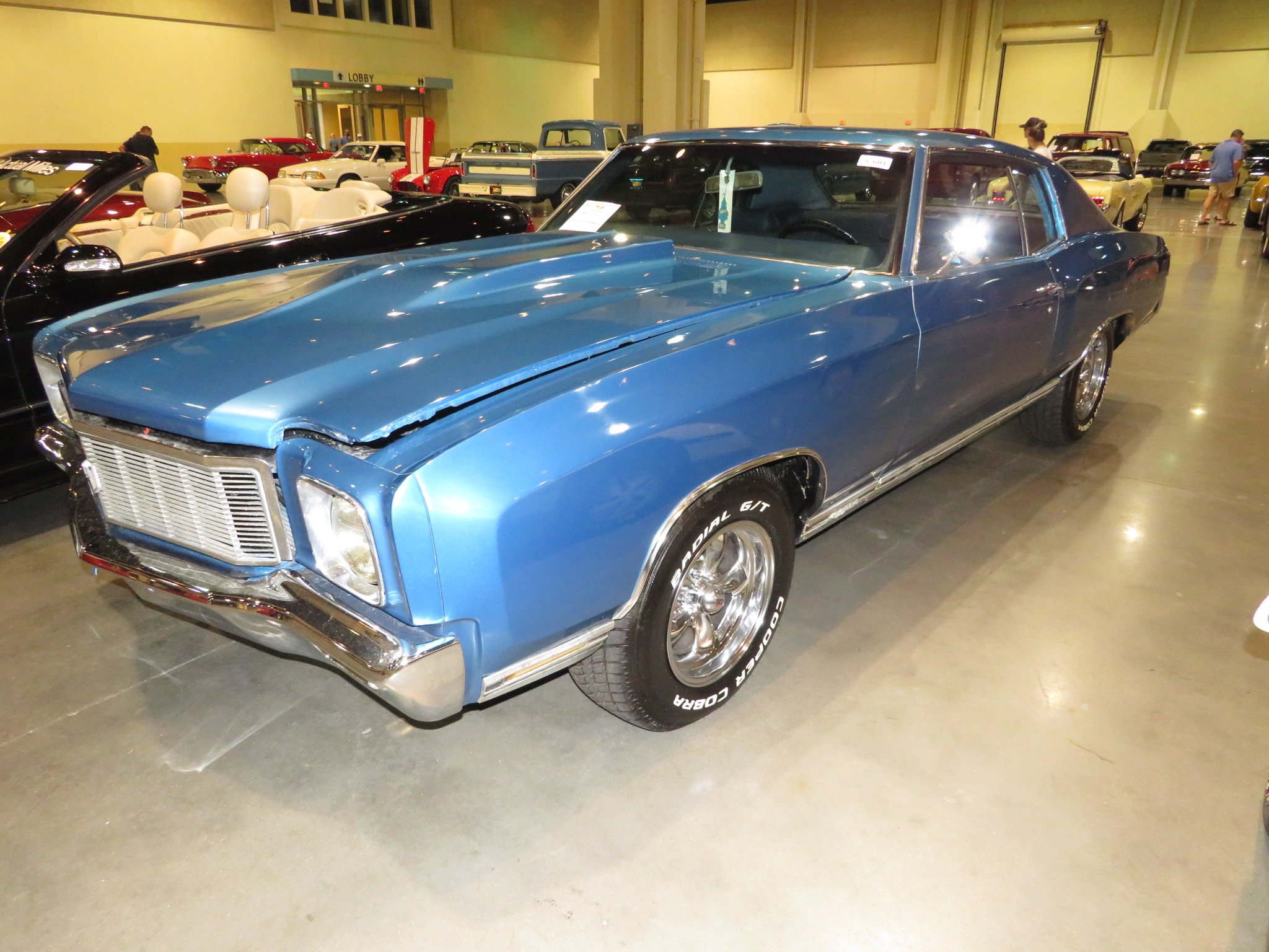2nd Image of a 1971 CHEVROLET MONTE CARLO