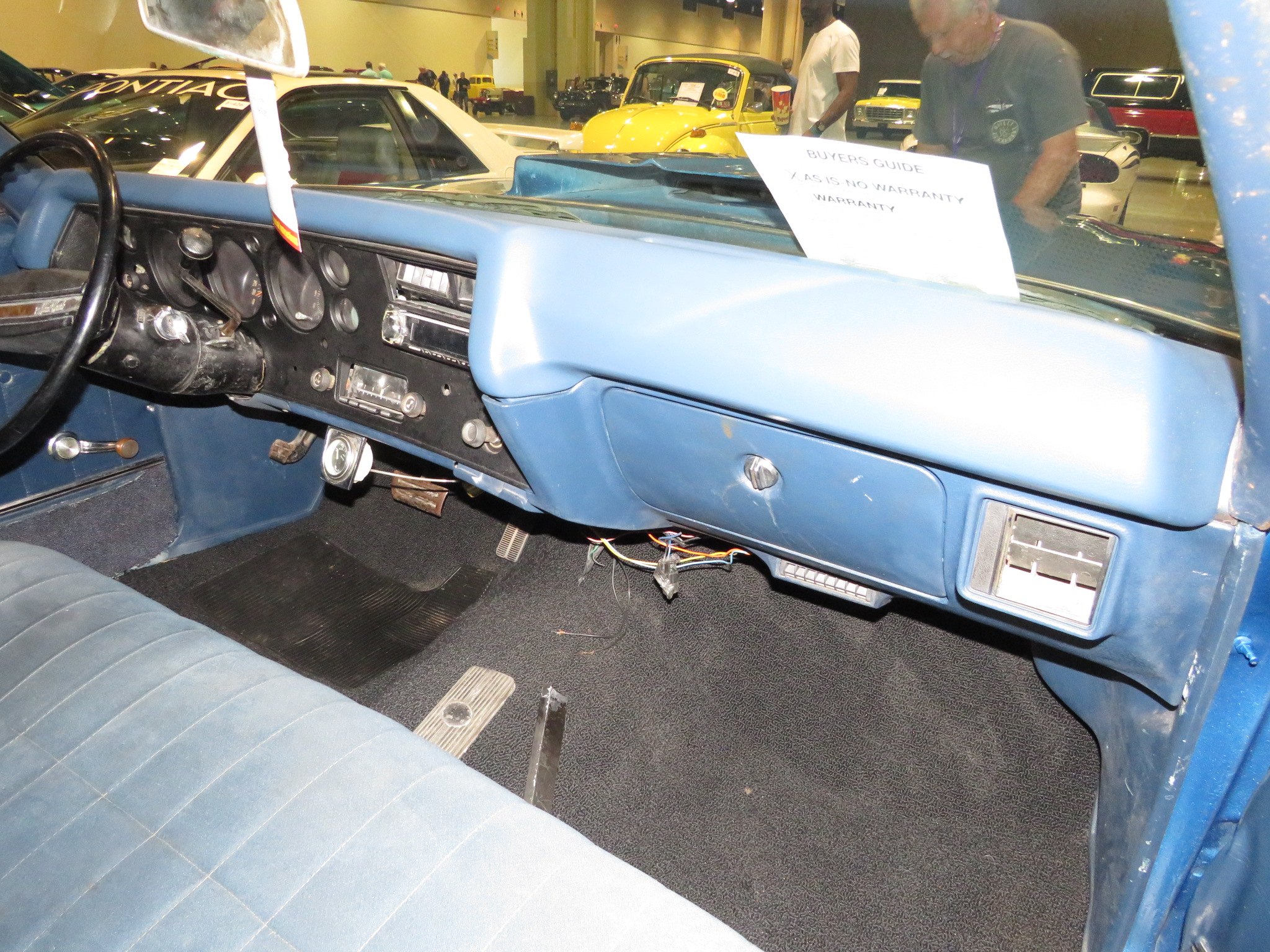 5th Image of a 1971 CHEVROLET MONTE CARLO
