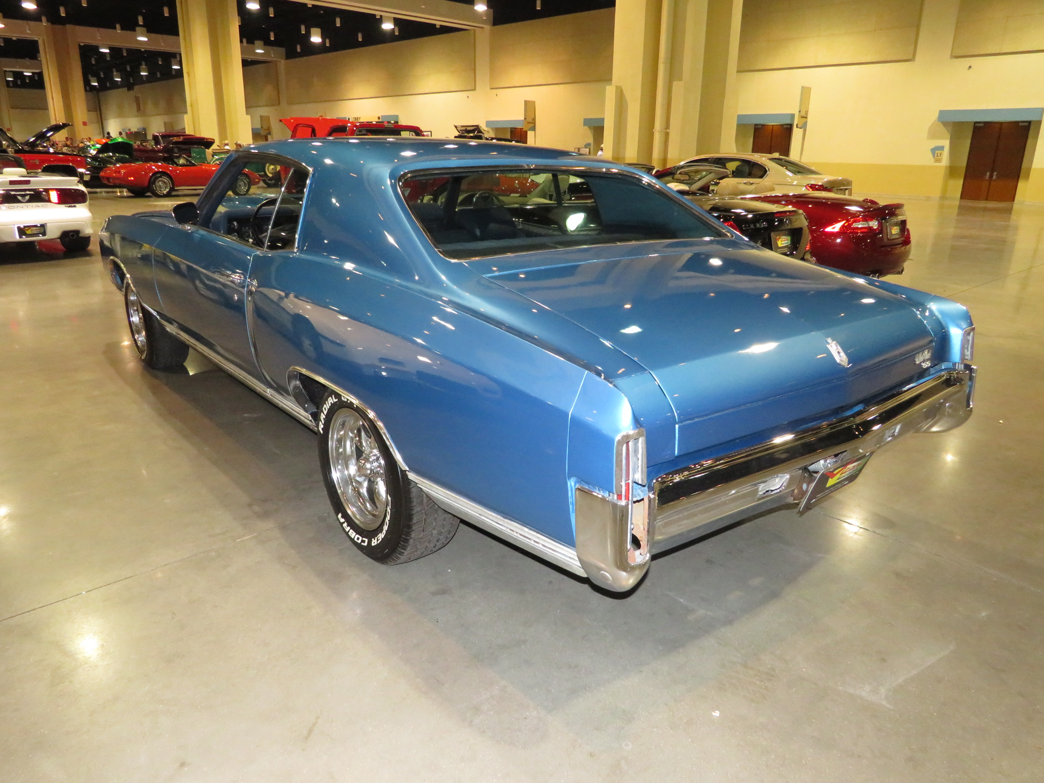 9th Image of a 1971 CHEVROLET MONTE CARLO