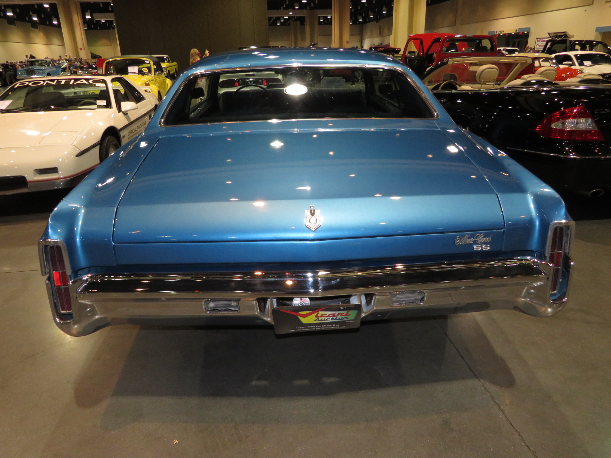 10th Image of a 1971 CHEVROLET MONTE CARLO