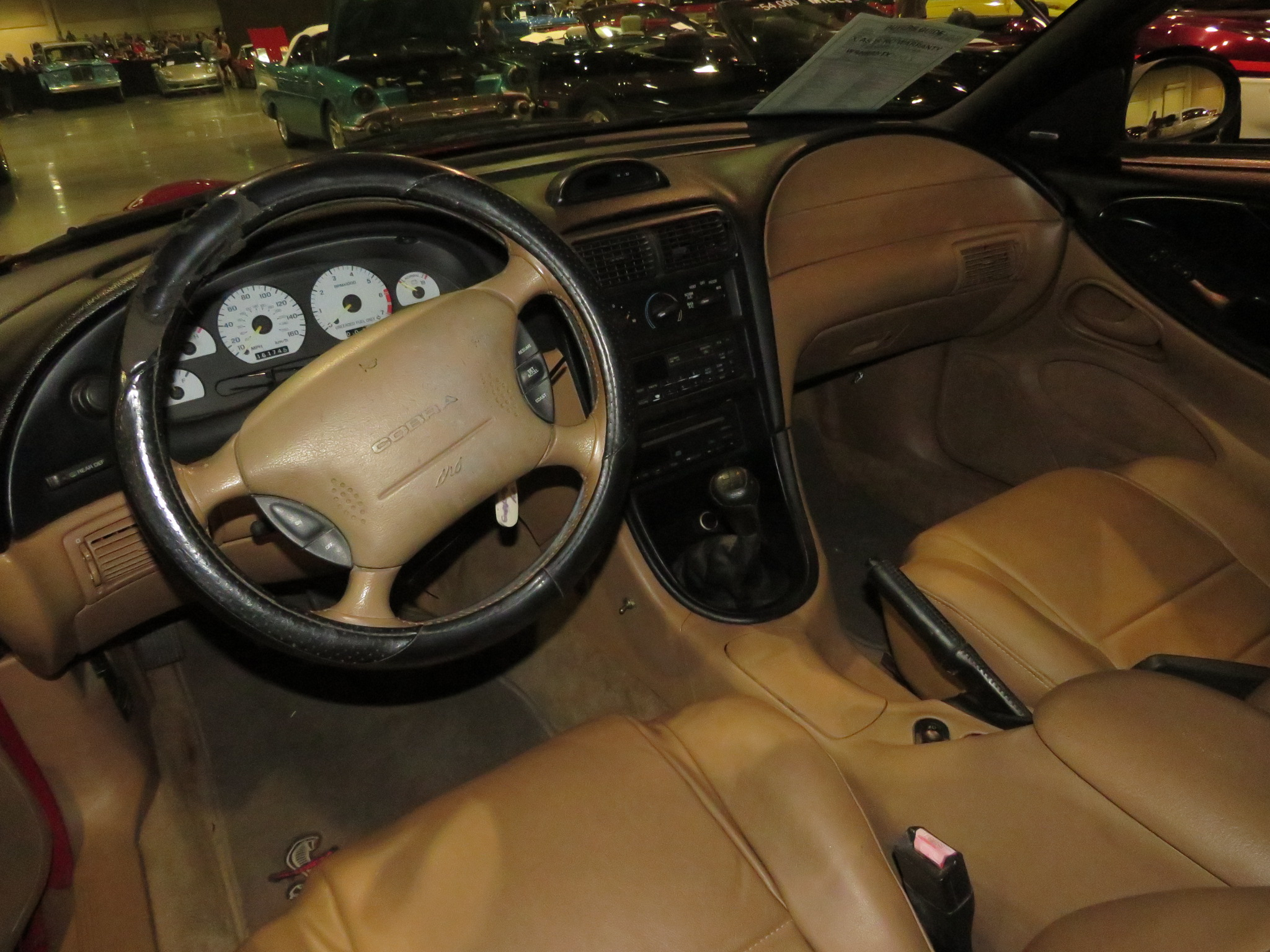 5th Image of a 1994 FORD MUSTANG GT